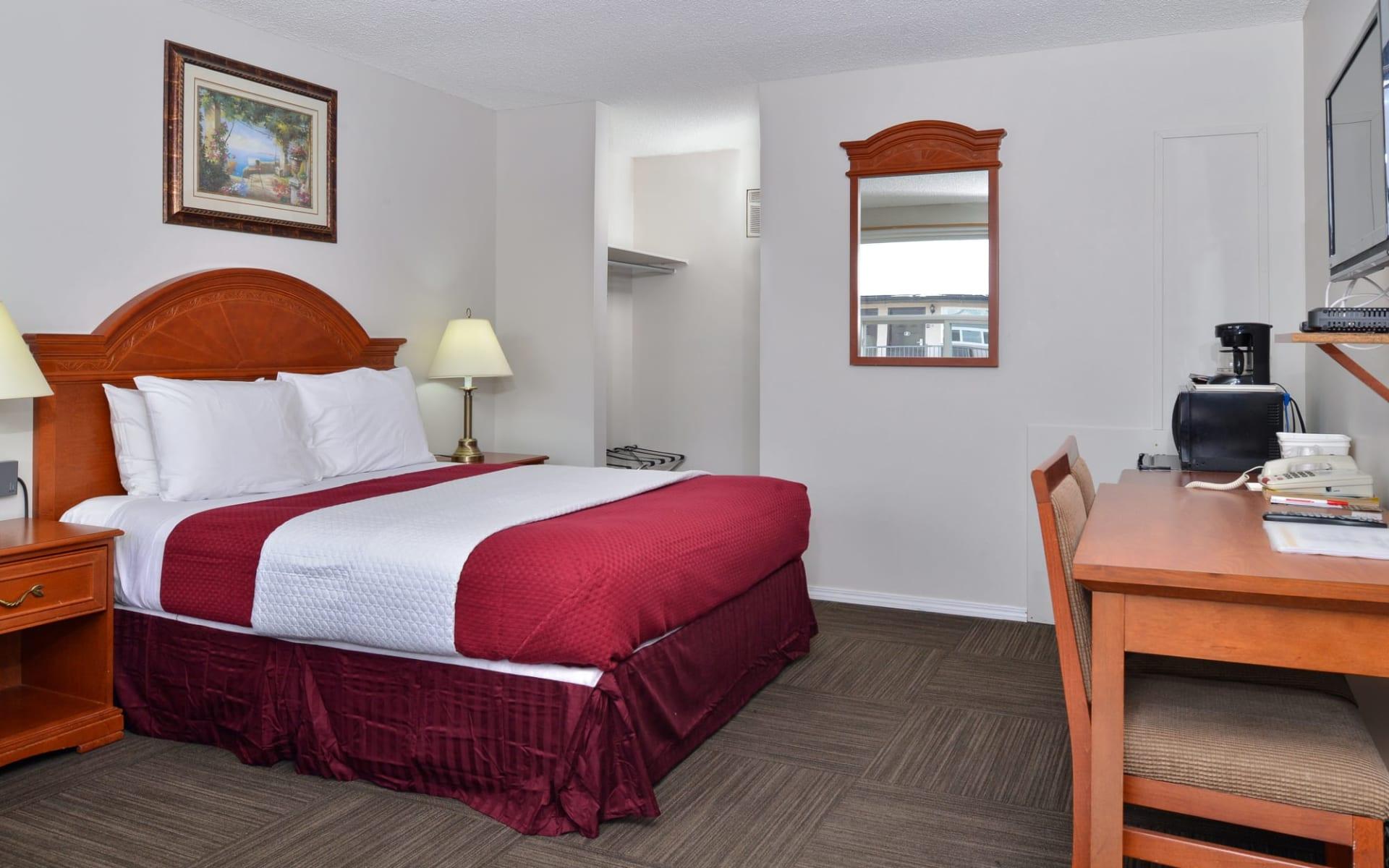 Econo Lodge Inn & Suites Drumheller: Econo Lodge Drumheller