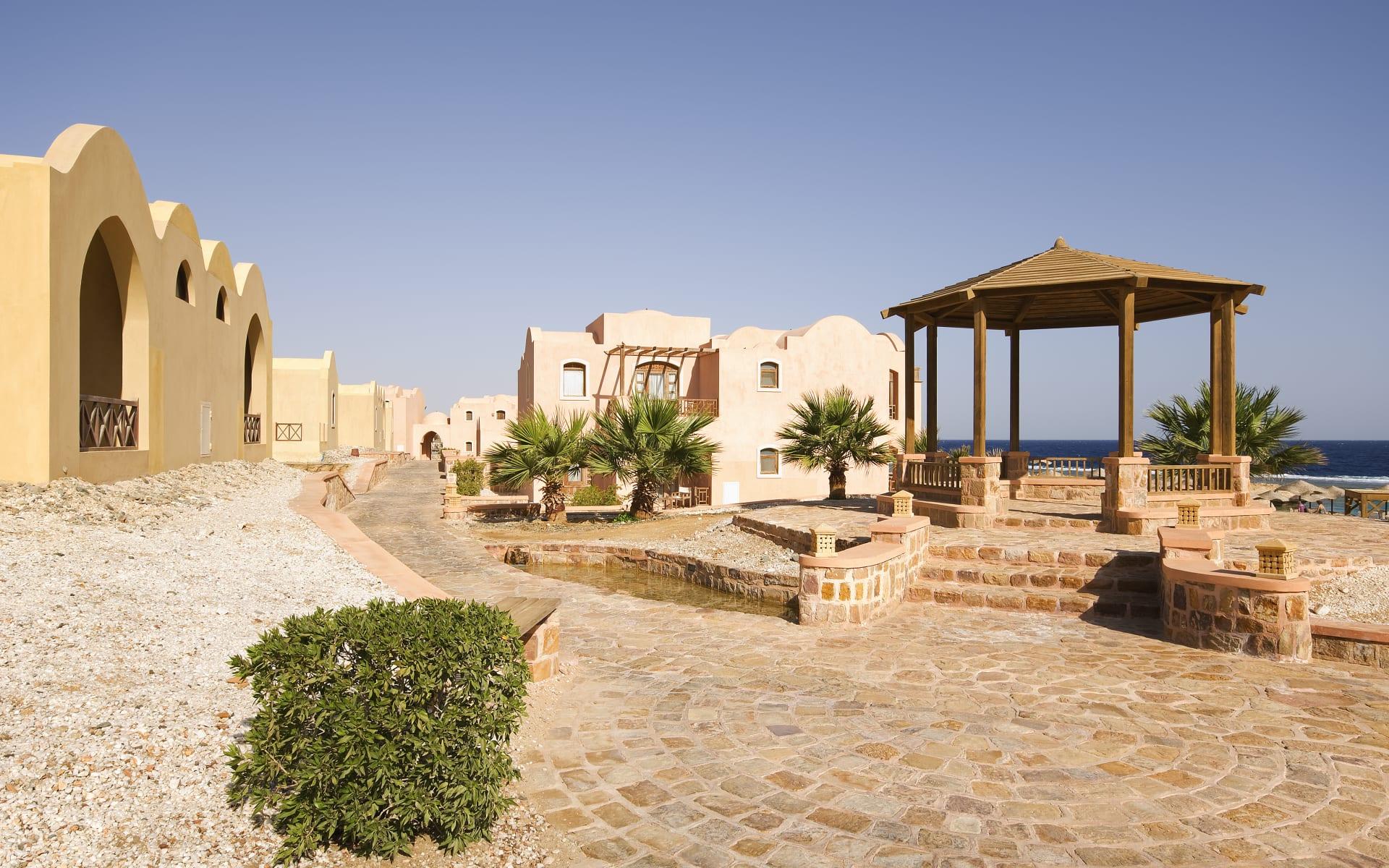 Badeferien im Mövenpick Resort El Quseir ab Hurghada: El Quseir