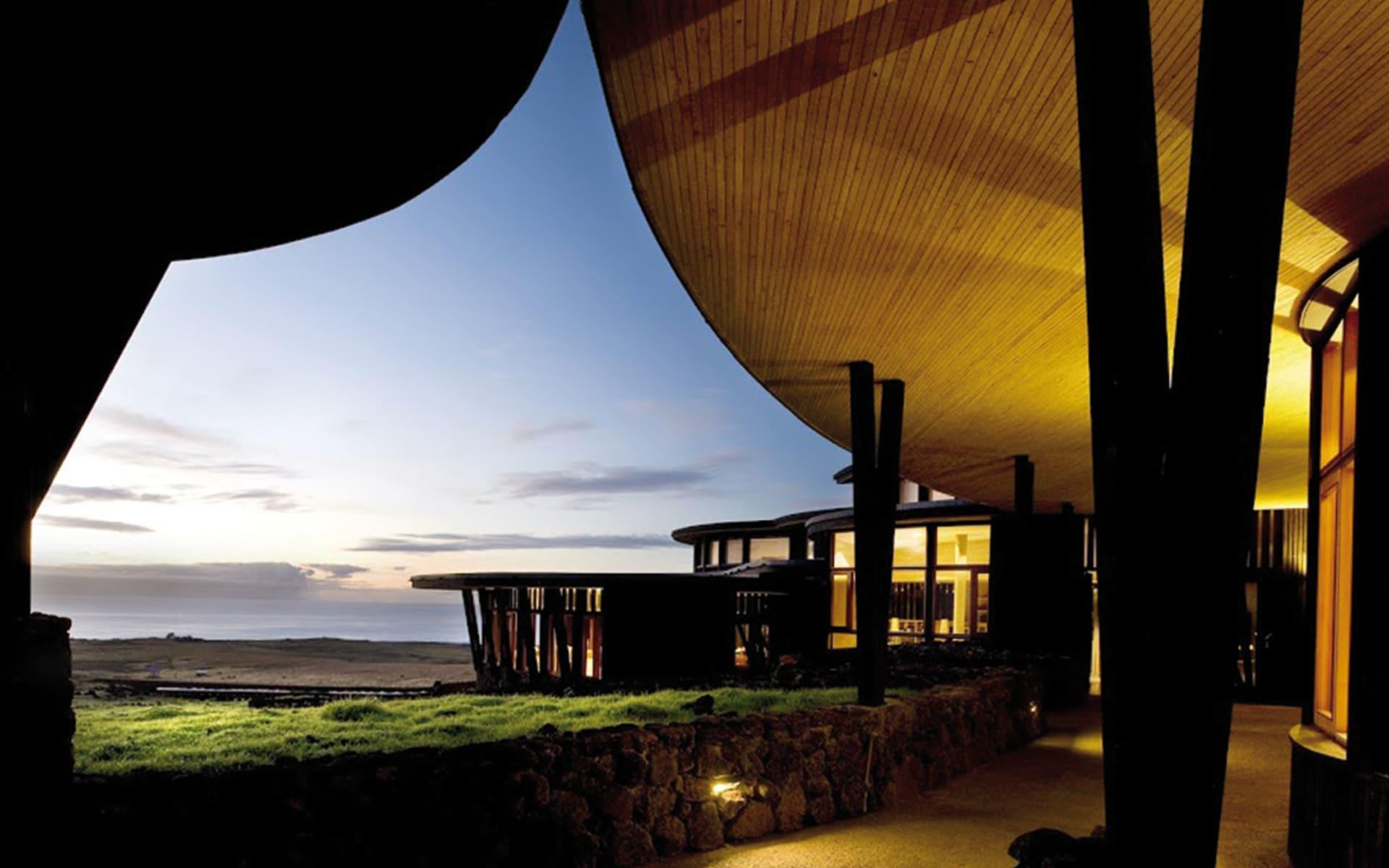 explora Rapa Nui ab Hanga Roa: exterior: 14_145_02 Explor Rapa Nui Aussen