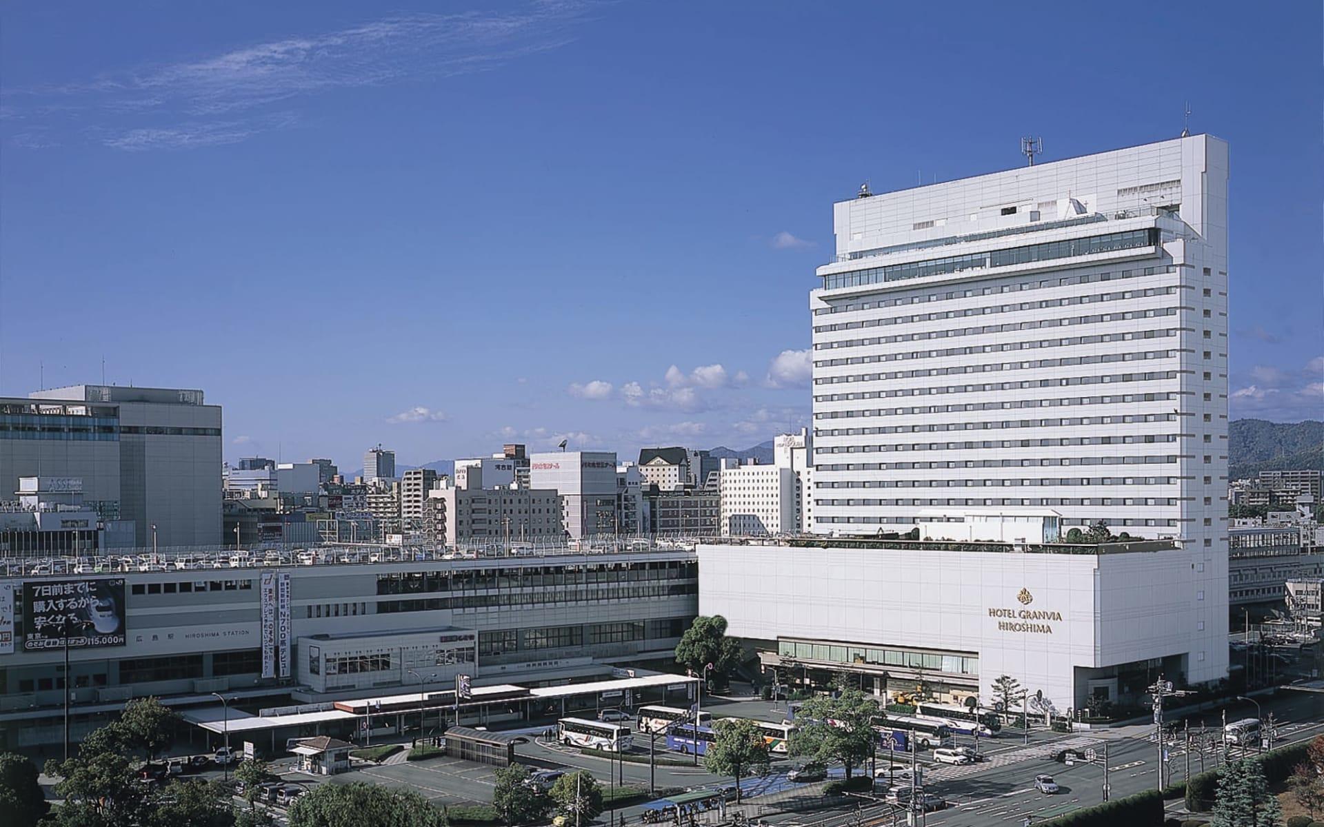 Granvia Hiroshima: Exterior