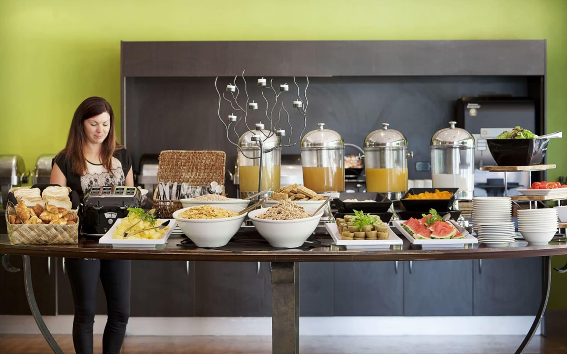 Hotel Ibis Rotorua:  4 Breakfast Buffet