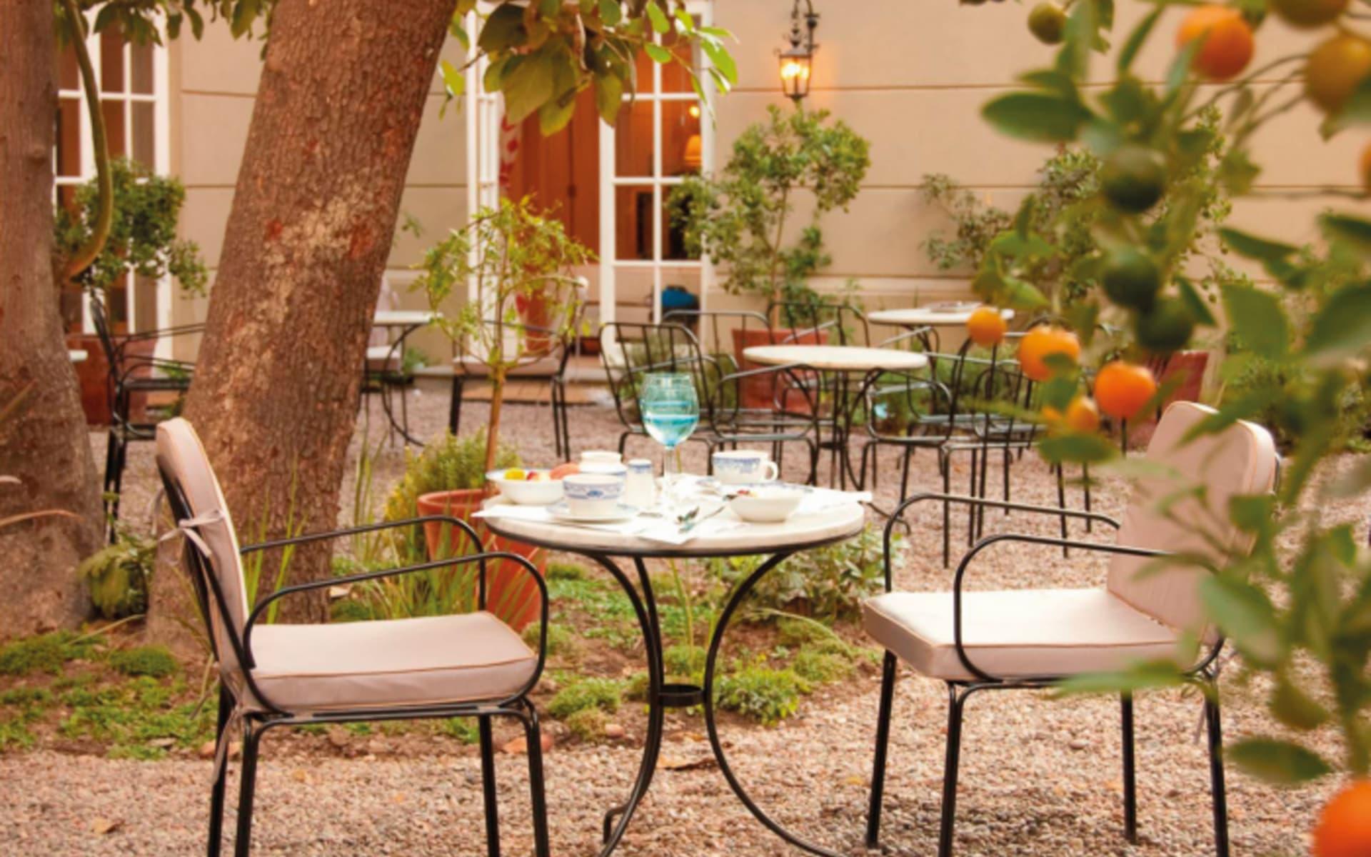 Hotel Le Reve in Santiago de Chile:  4 - la reve