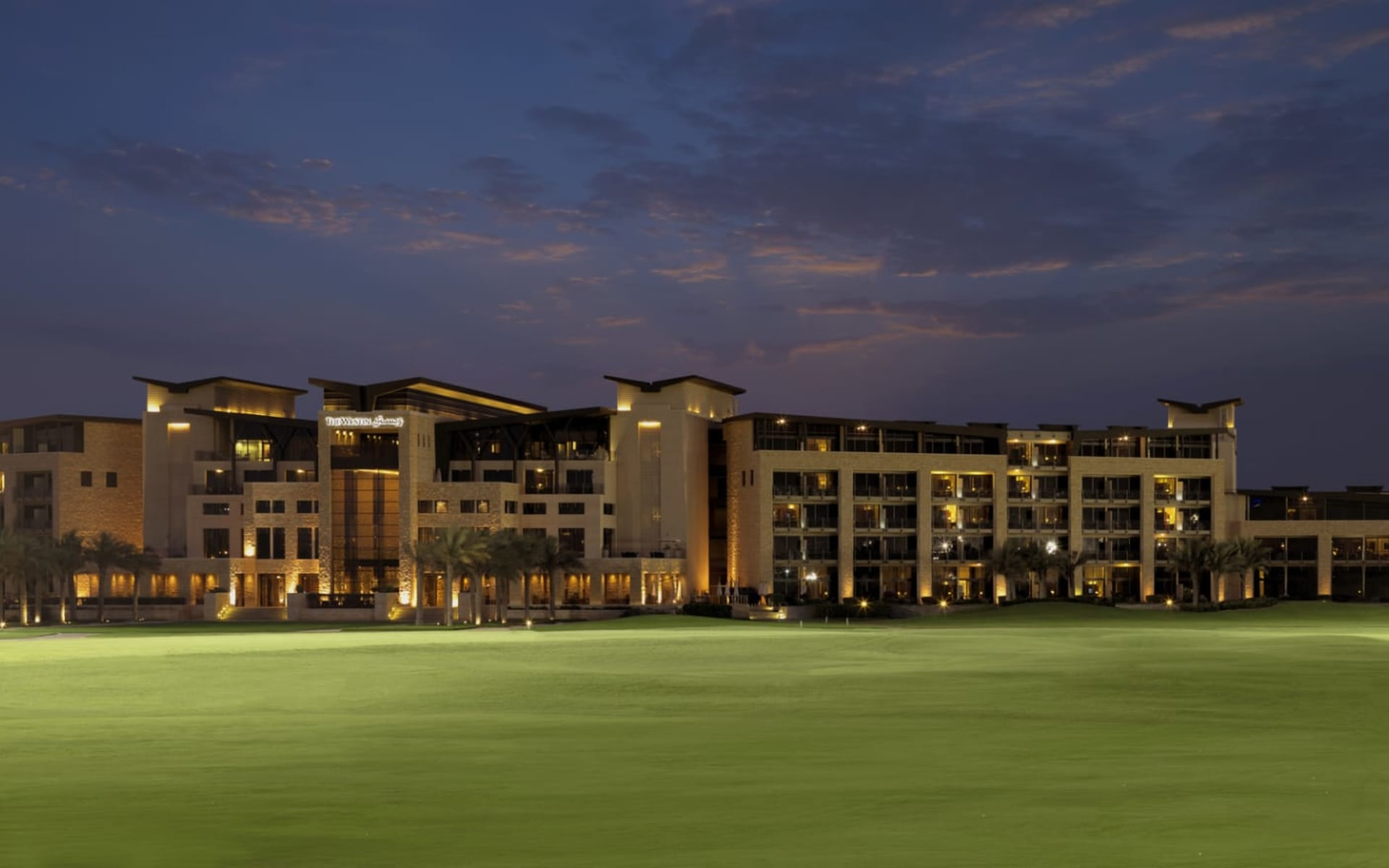 The Westin Abu Dhabi Golf Resort & Spa: