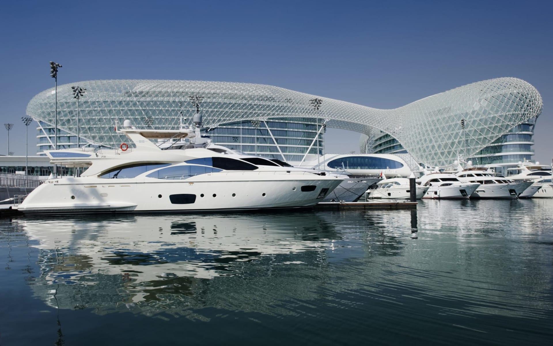 W Abu Dhabi - Yas Island:
