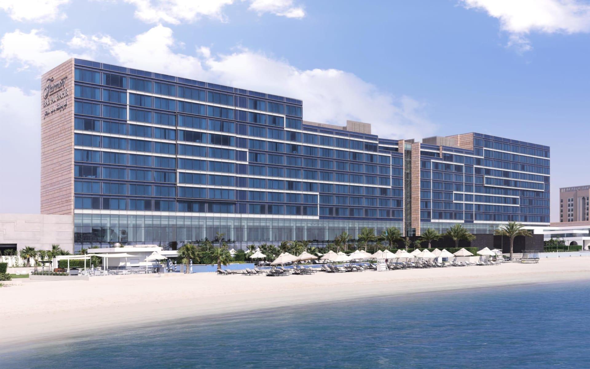Fairmont Bab al Bahr in Abu Dhabi: