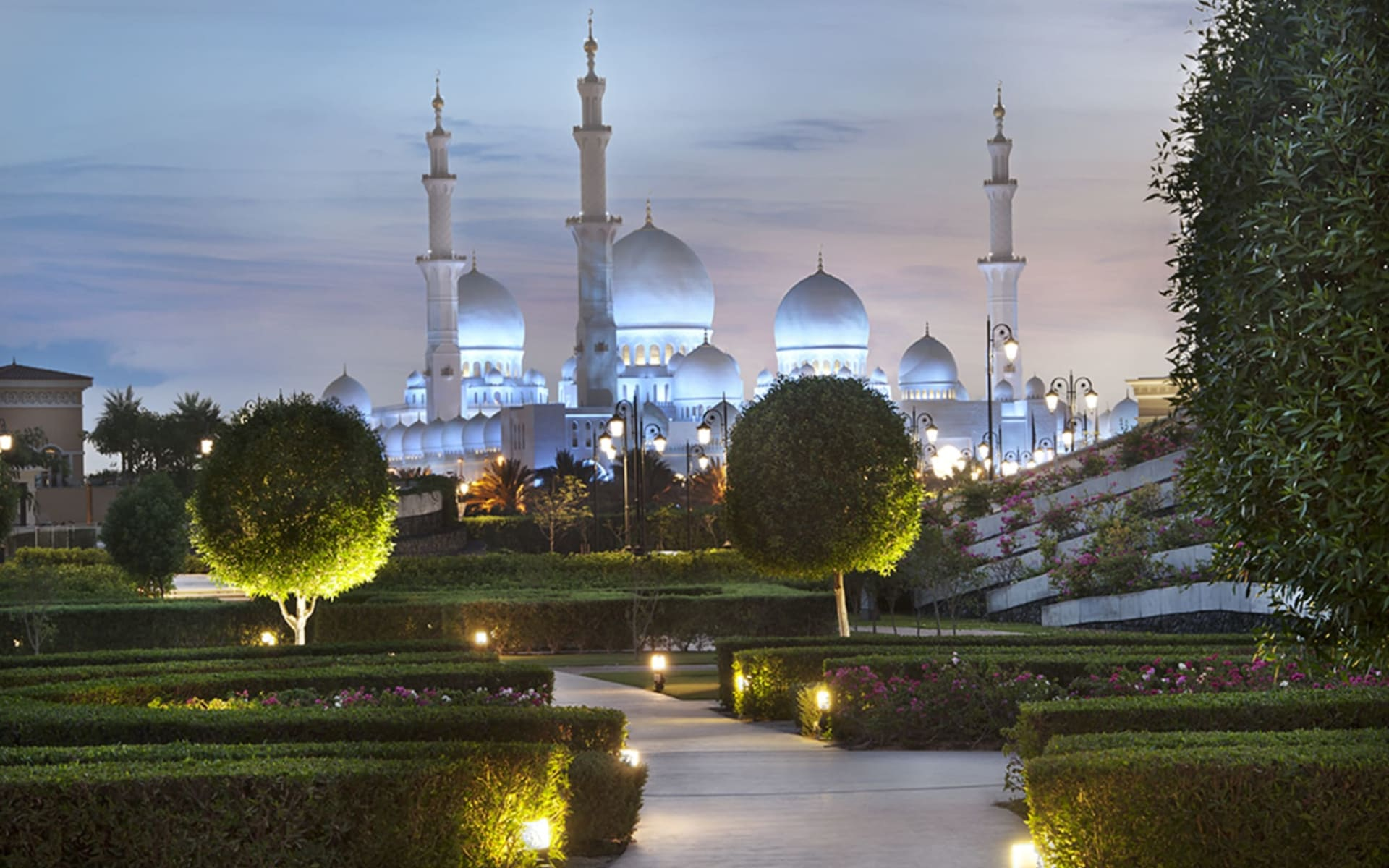 The Ritz Carlton Abu Dhabi:
