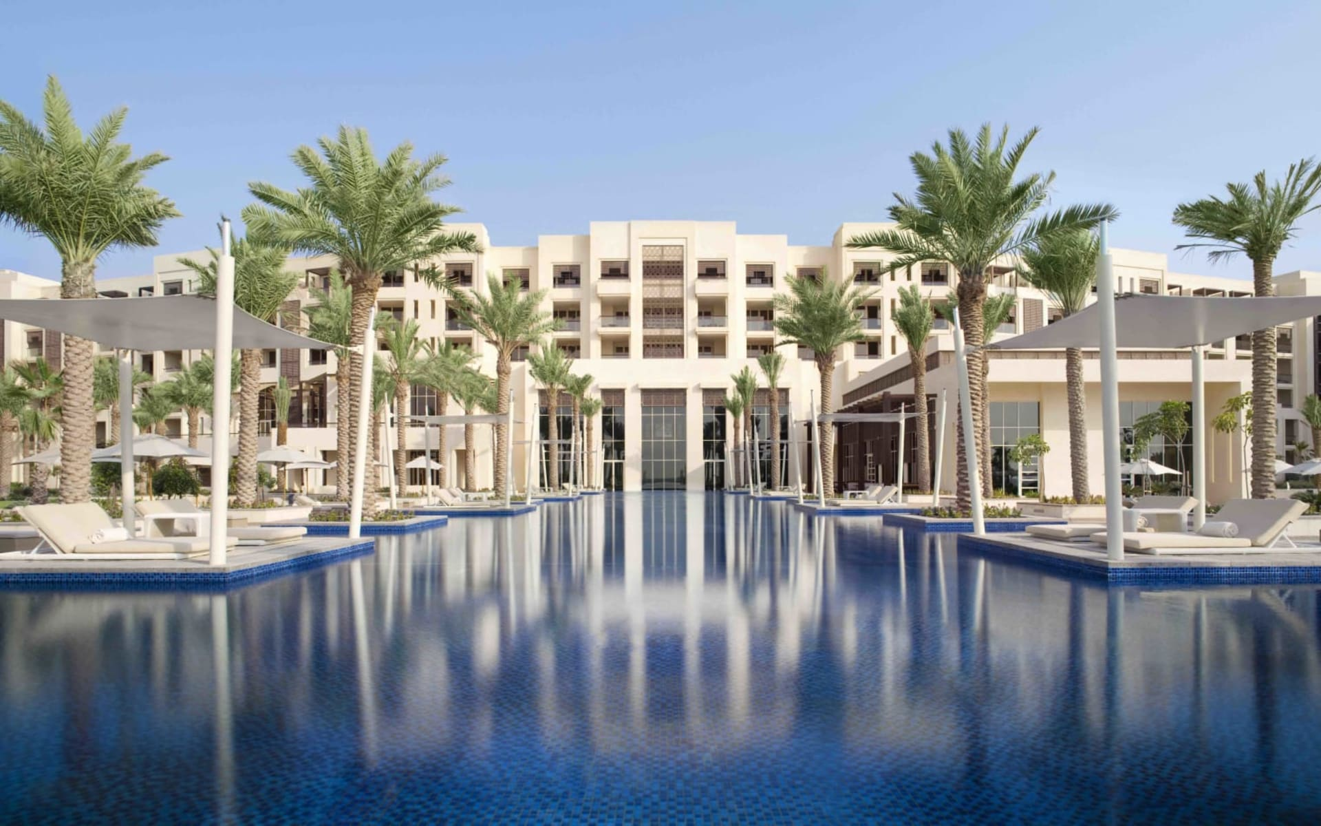 Park Hyatt Abu Dhabi Hotel and Villas: