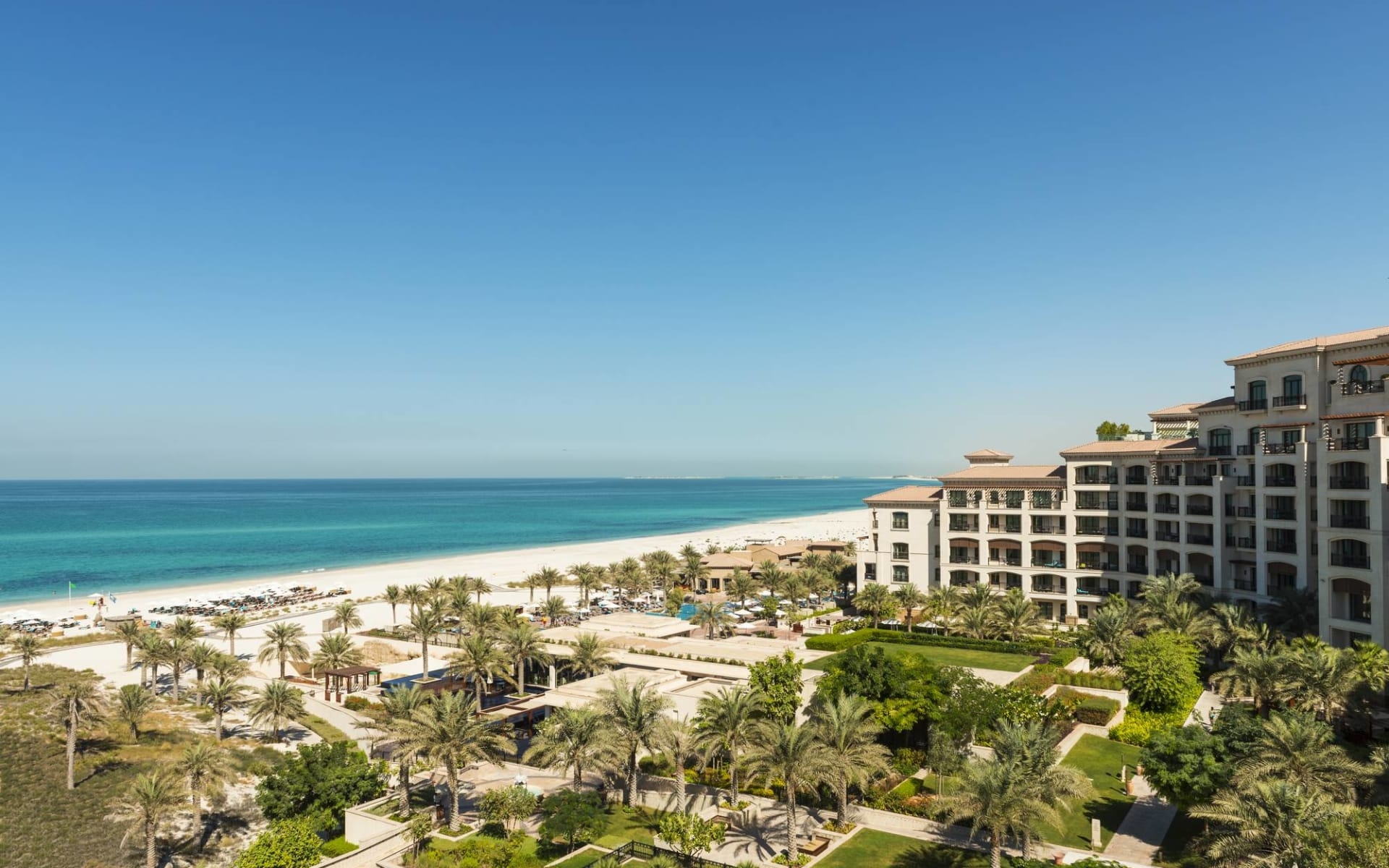 St. Regis Saadiyat Island Resort Abu Dhabi: