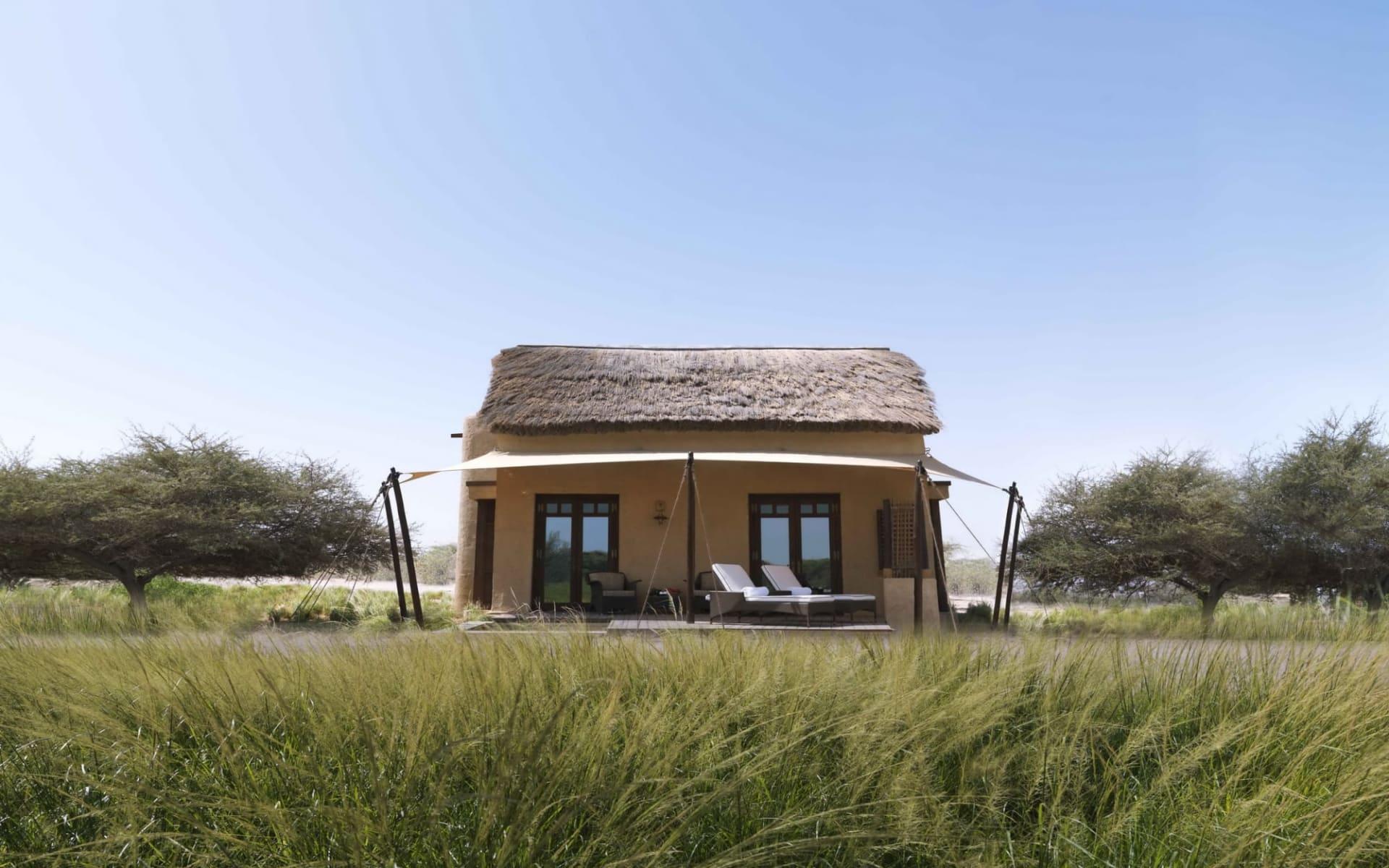 Anantara Al Sahel Villa Resort in Sir Bani Yas:
