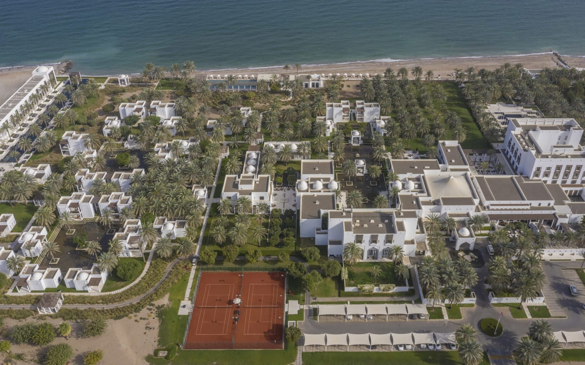 The Chedi Muscat:
