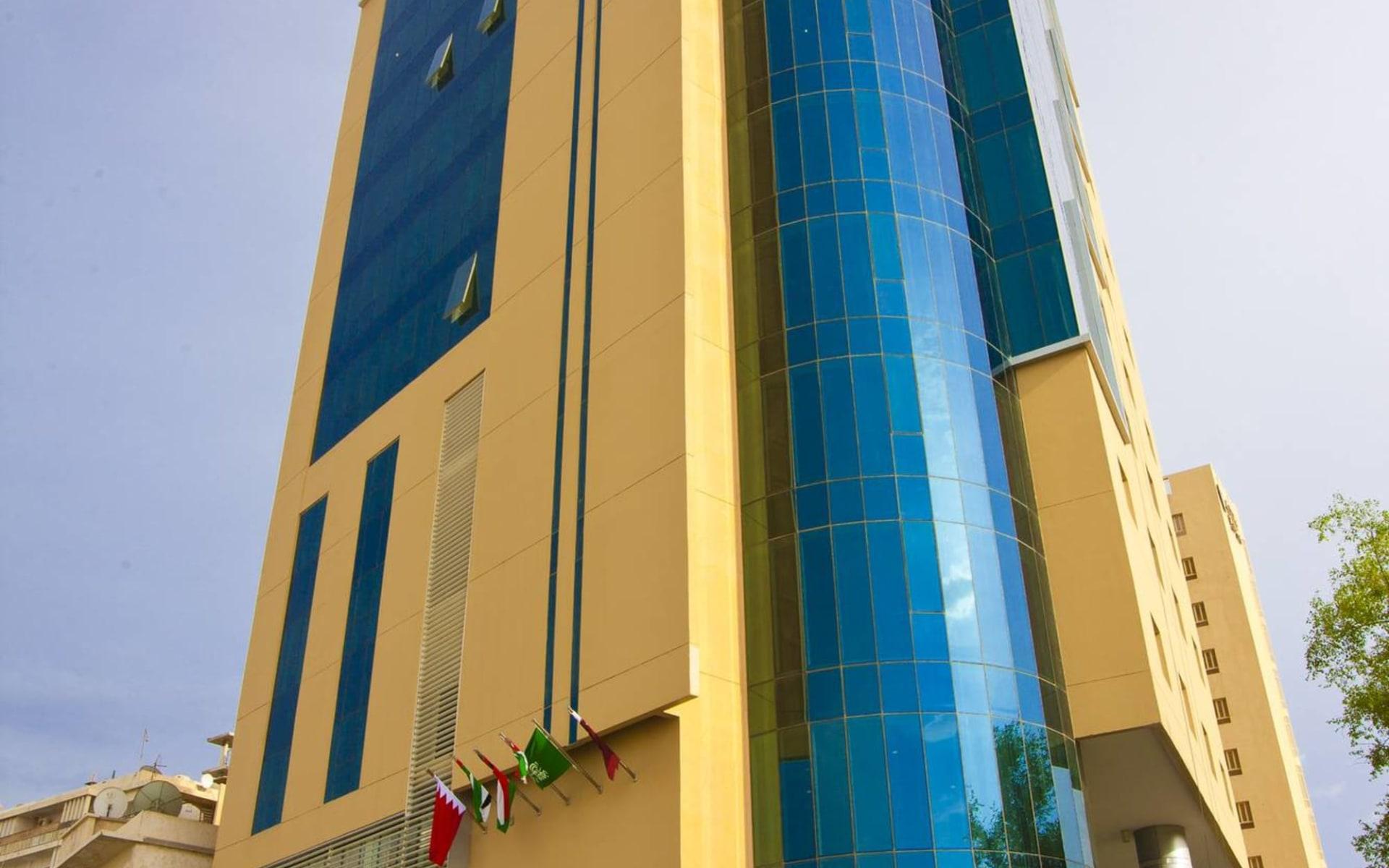 Kingsgate Hotel in Doha: