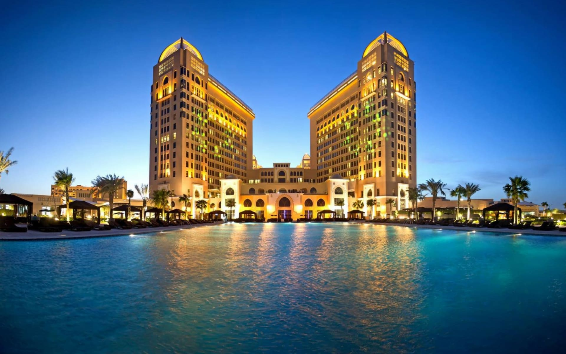St. Regis Doha: