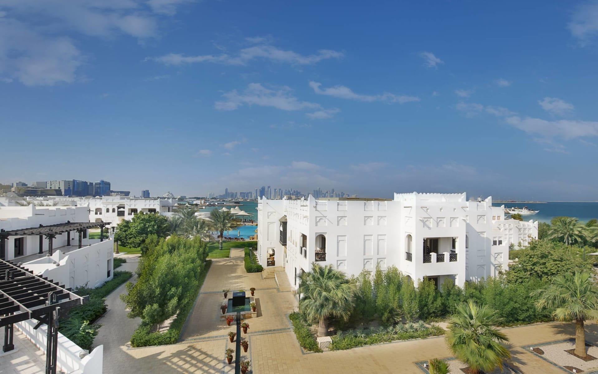 Sharq Village & Spa, A Ritz-Carlton Hotel in Doha: