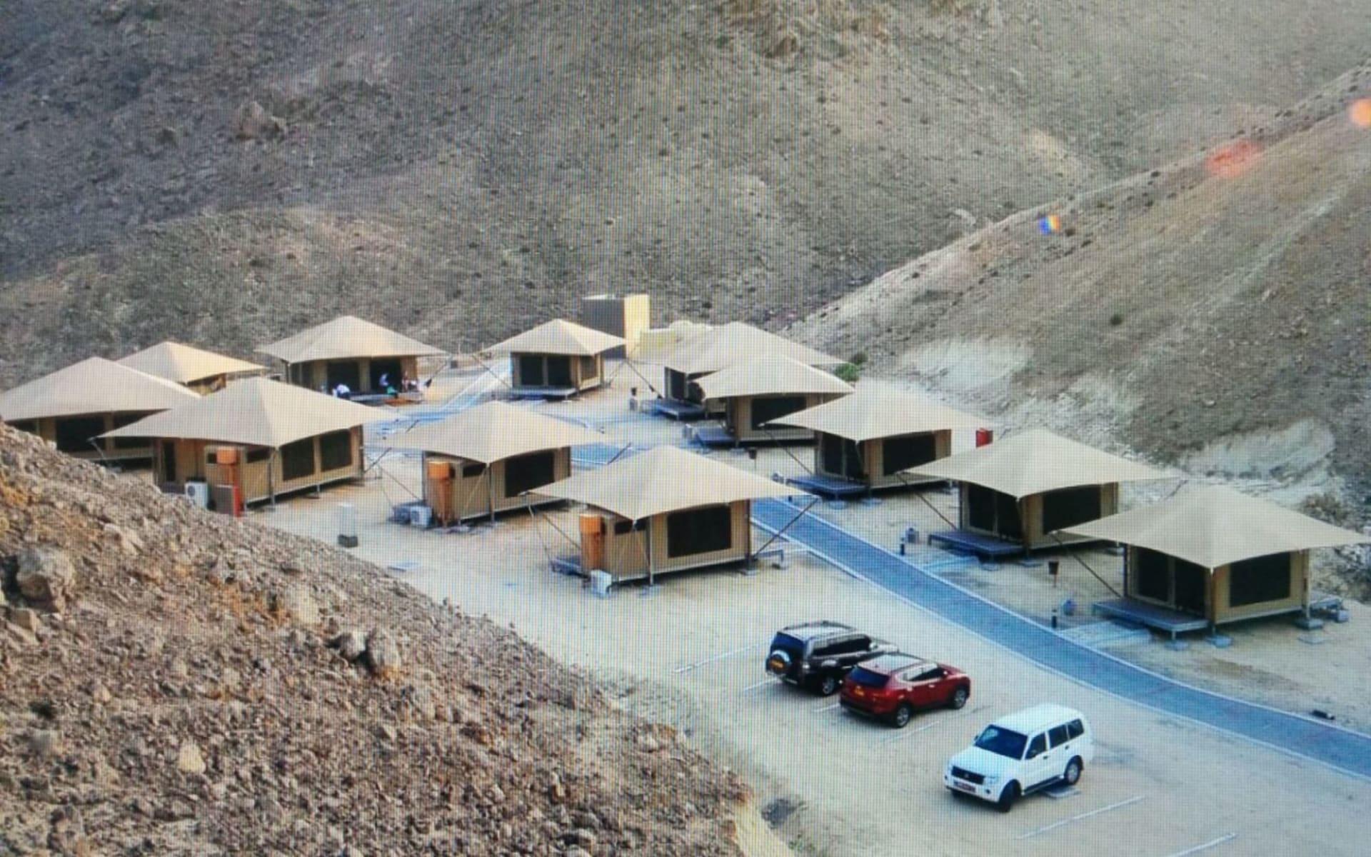 Ras al Jinz Scientific & Visitor Center in Sur: