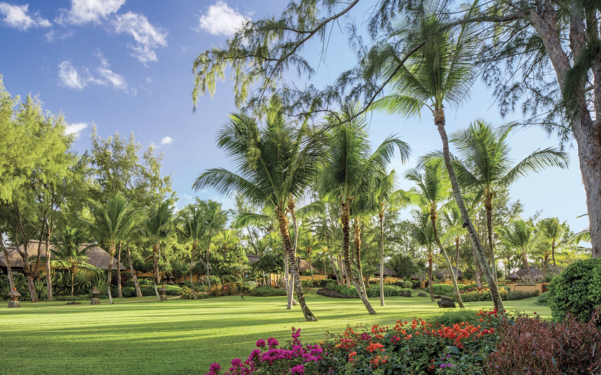 The Oberoi Beach Resort Mauritius in Pointe aux Piments: