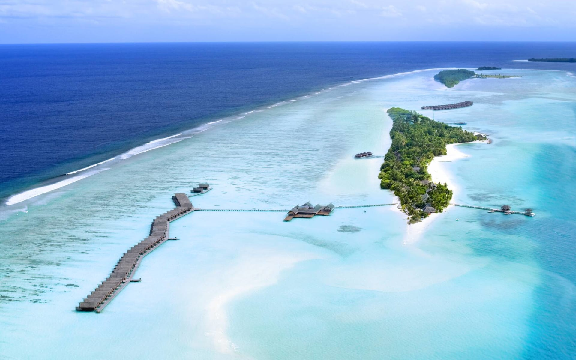LUX* South Ari Atoll in Ari-Atoll: