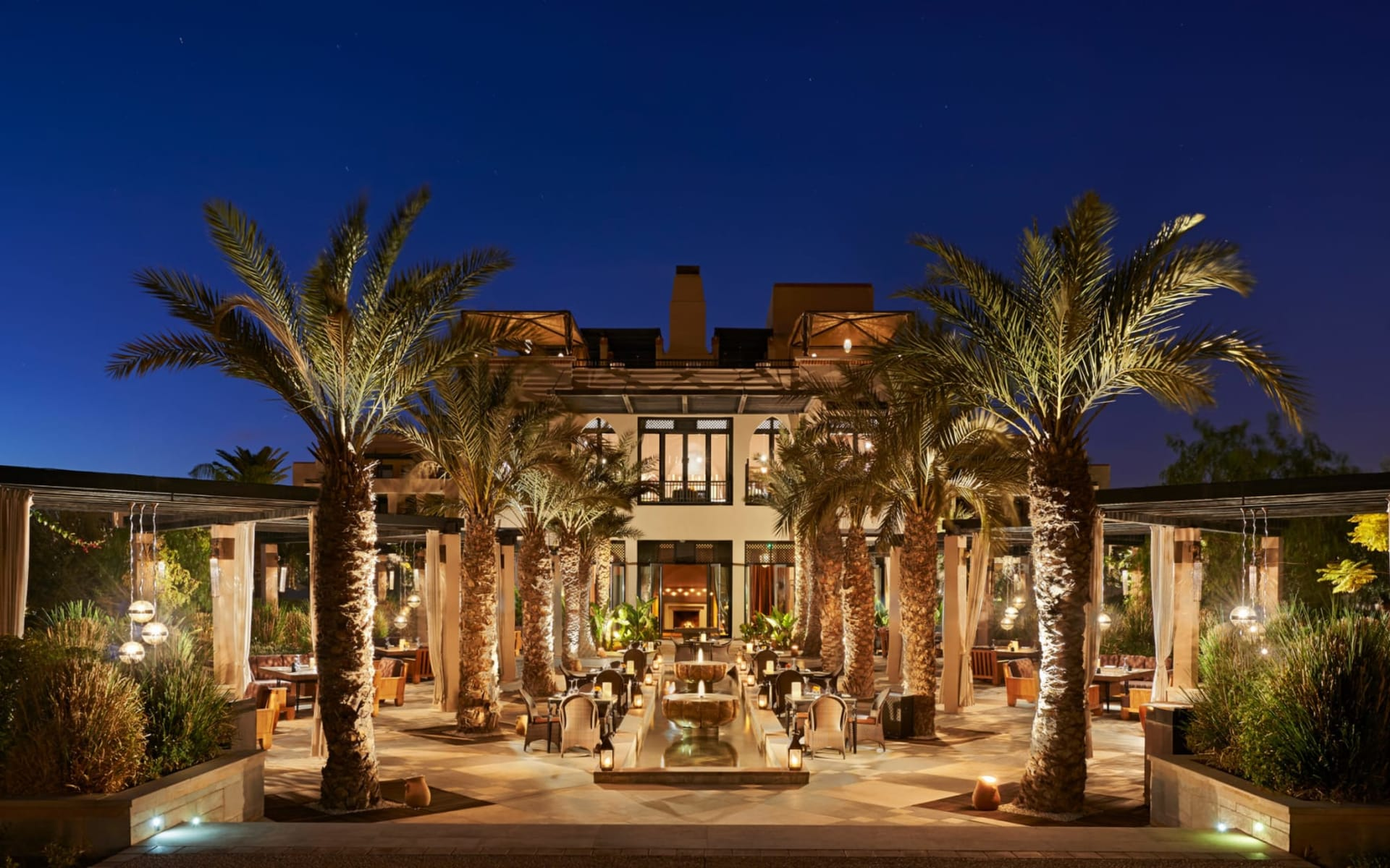 Four Seasons Marrakech in Marrakesch: