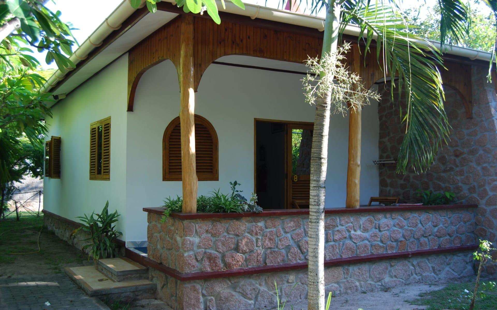The Islander's Hotel in Praslin: