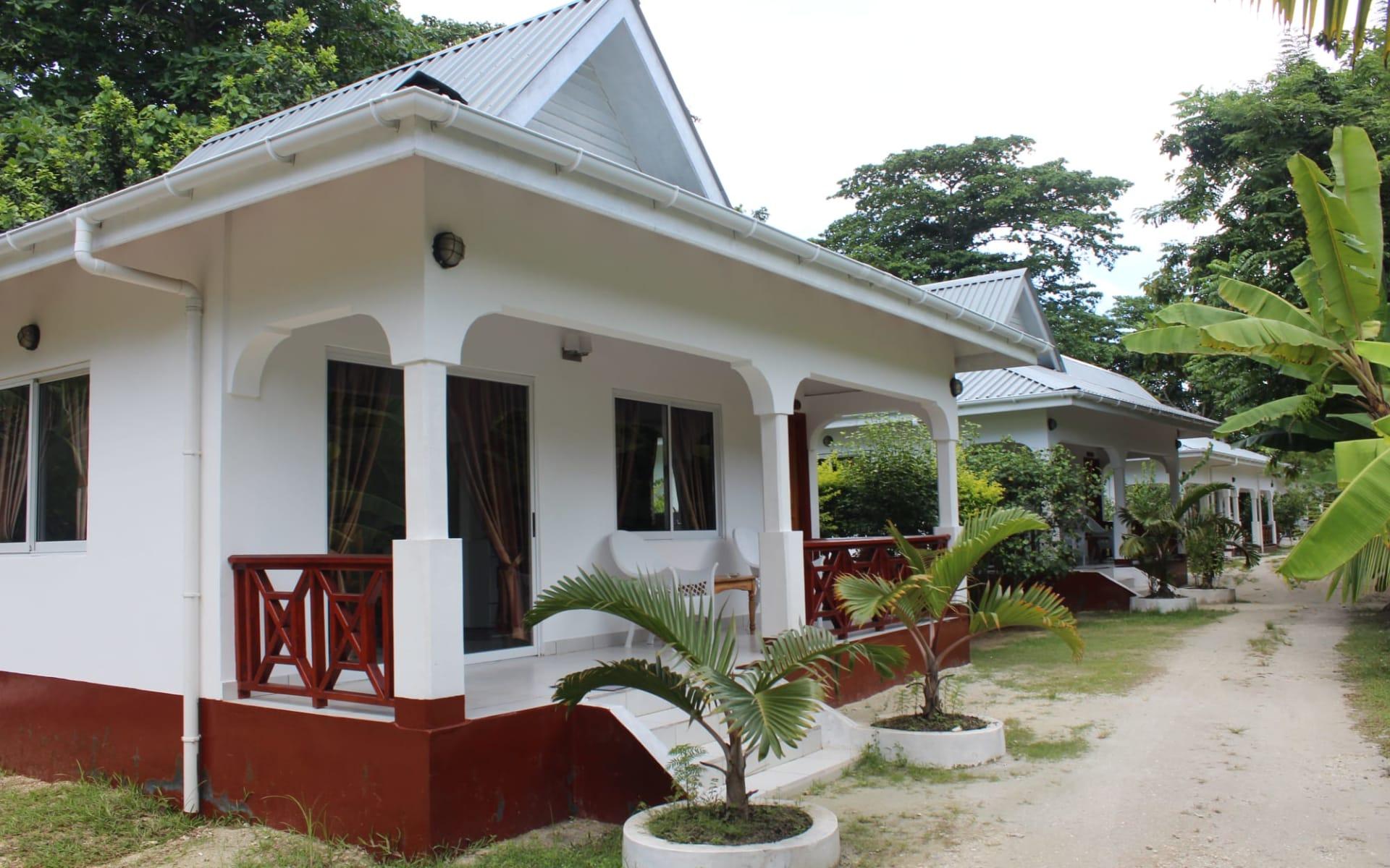 Villa Veuve in La Digue: