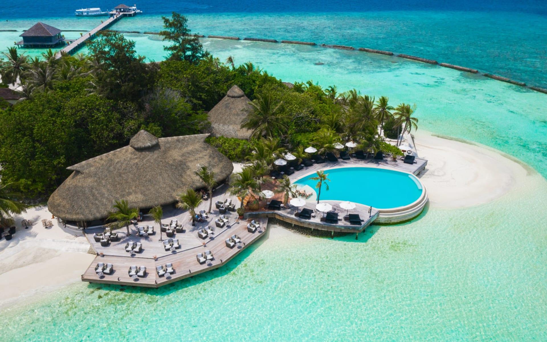 Komandoo Island Resort & Spa in Lhaviyani-Atoll: