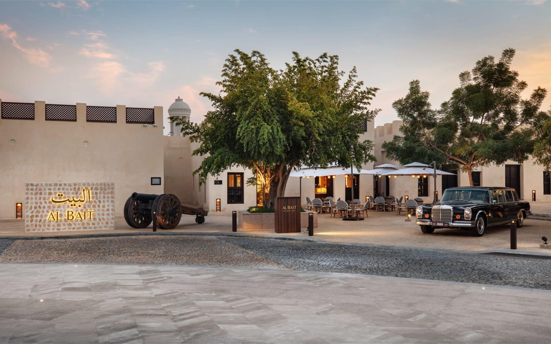 The Chedi Al Bait, Sharjah: