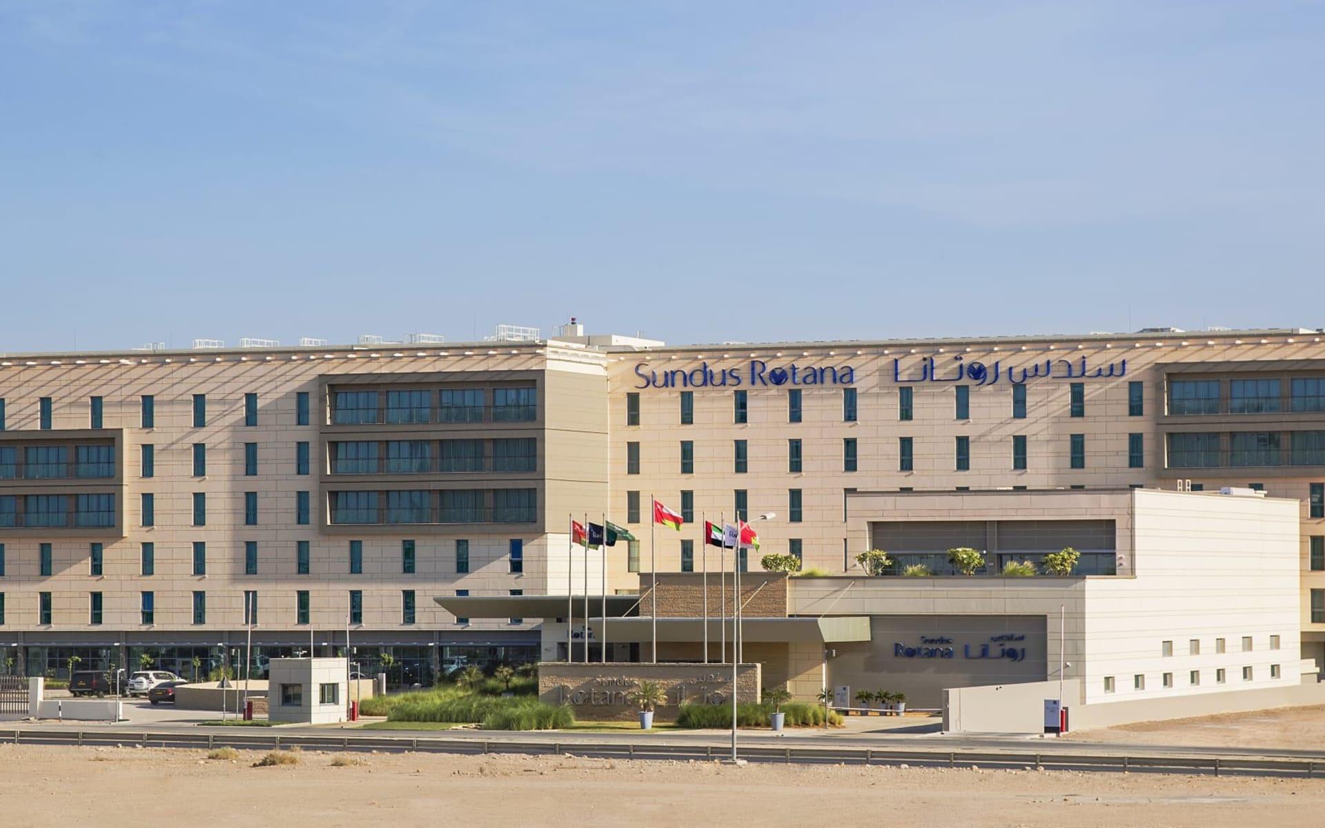 Novotel Muscat Airport: