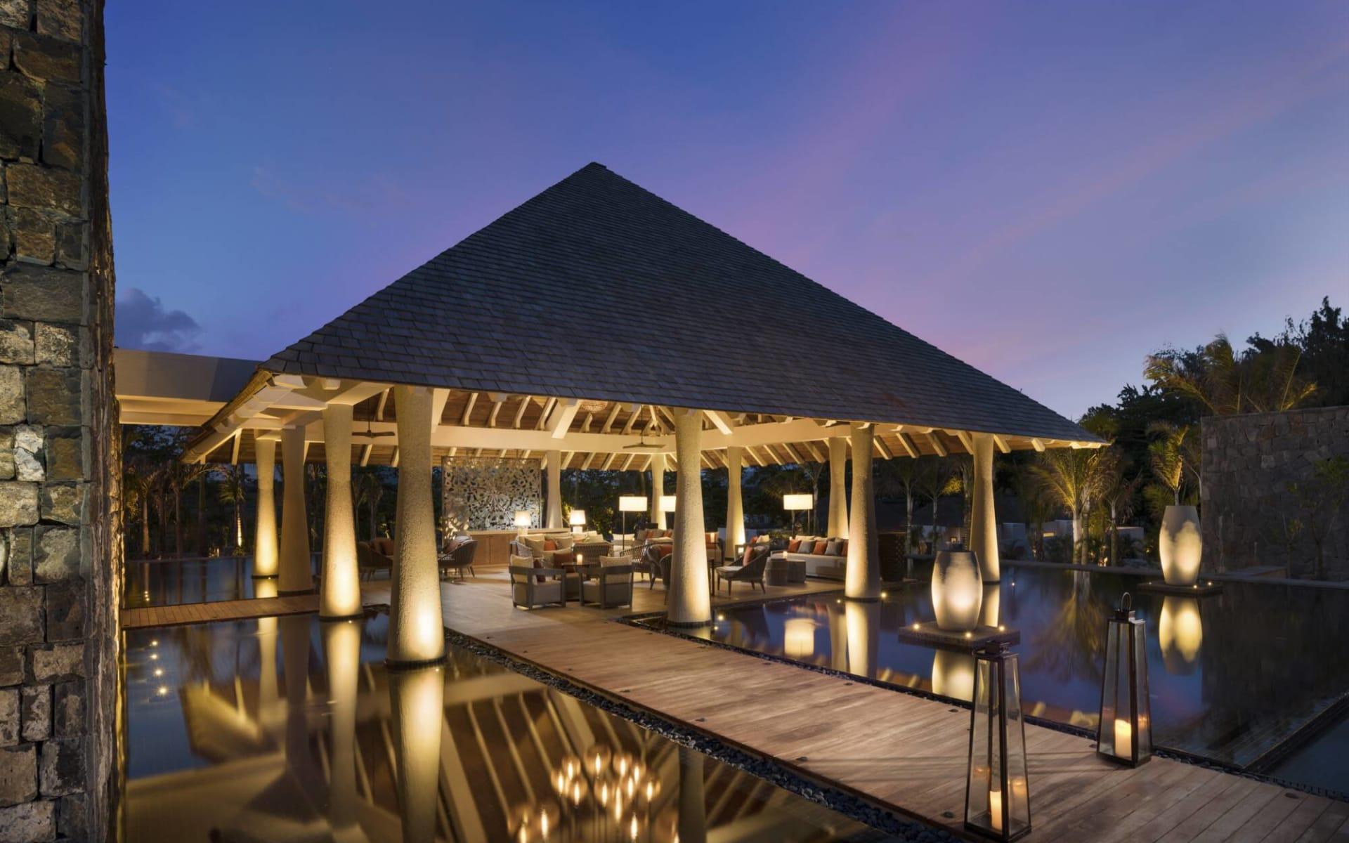Anantara Iko Mauritius Resort & Villas in Plaine Magnien: