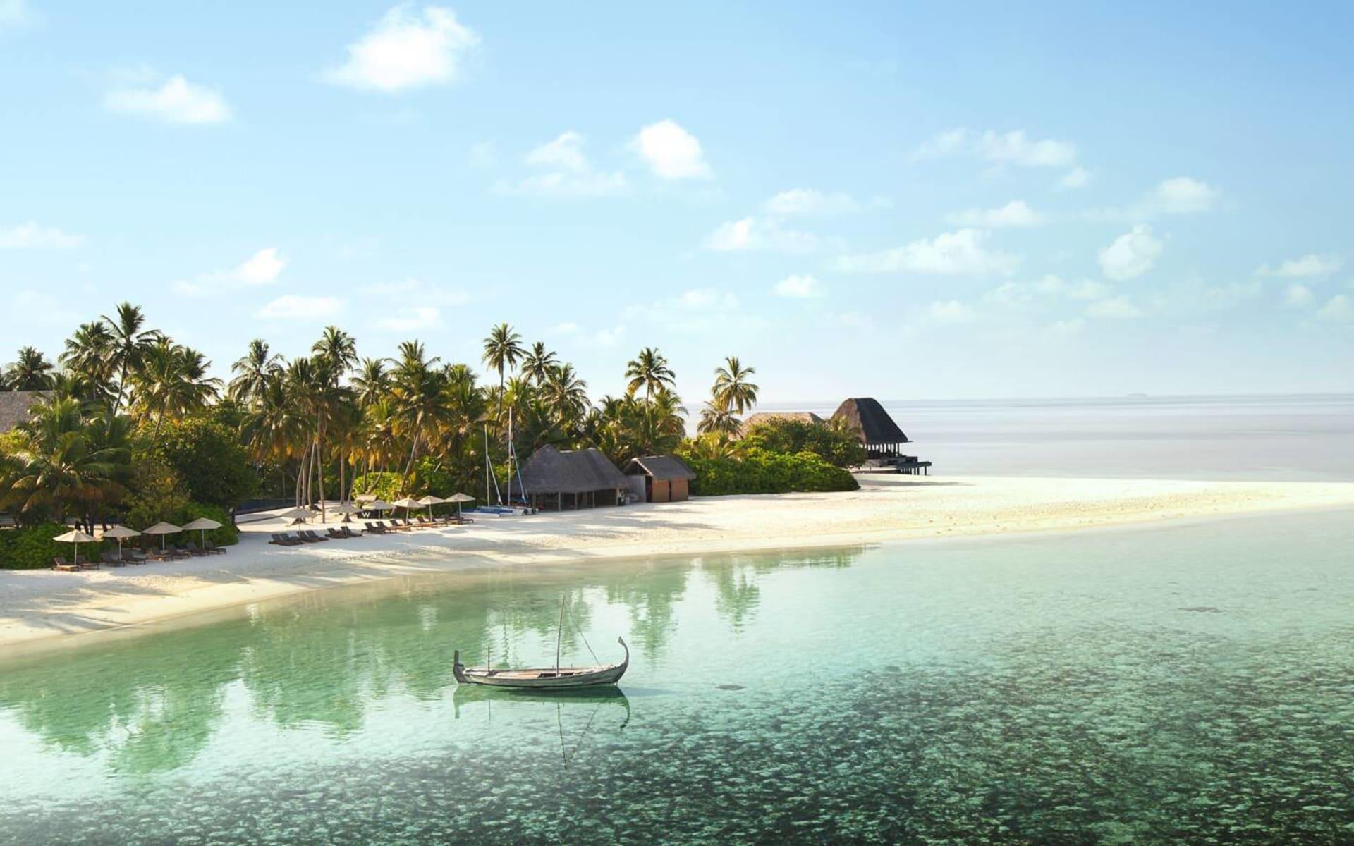 W Maldives in Ari-Atoll: