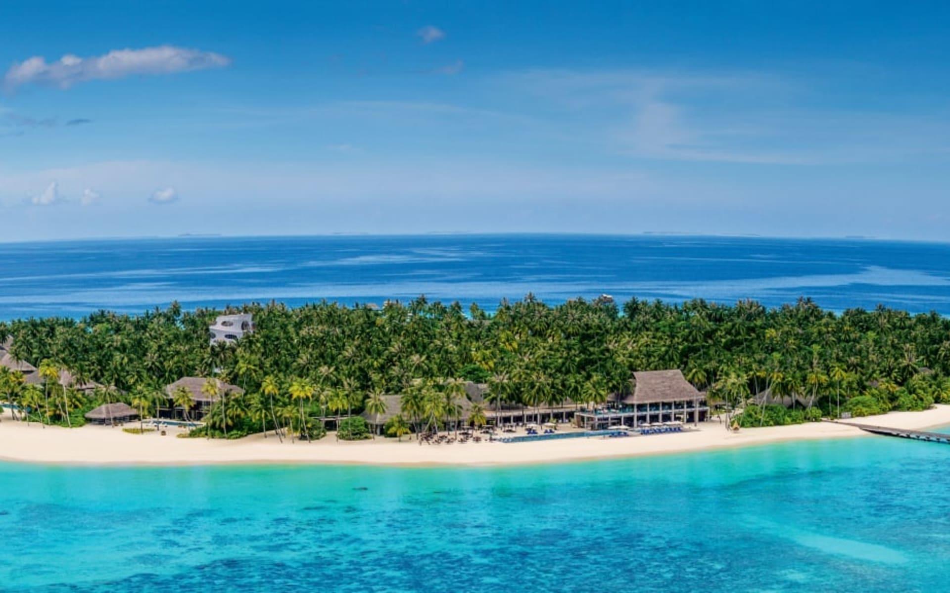 Velaa Private Island in Noonu-Atoll: