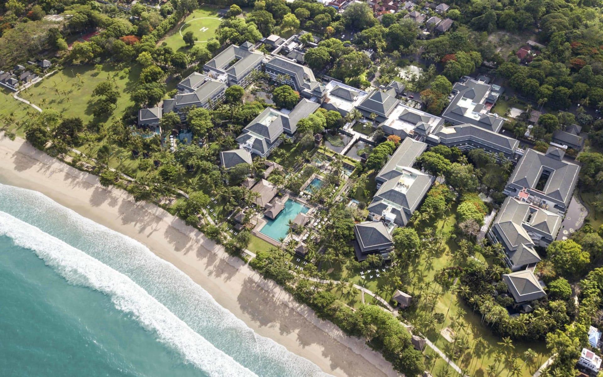 InterContinental Bali Resort in Südbali: Aerial