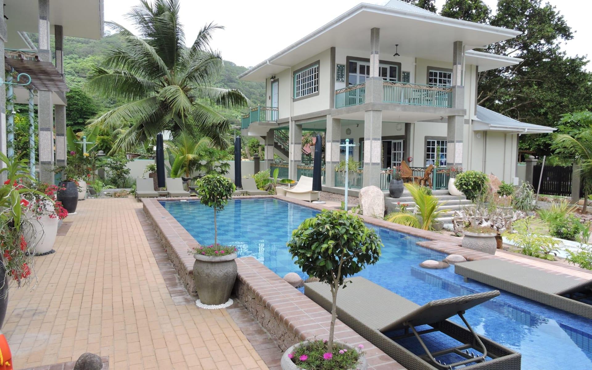 Villa Charme de L'ile in La Digue: Apartment (7)