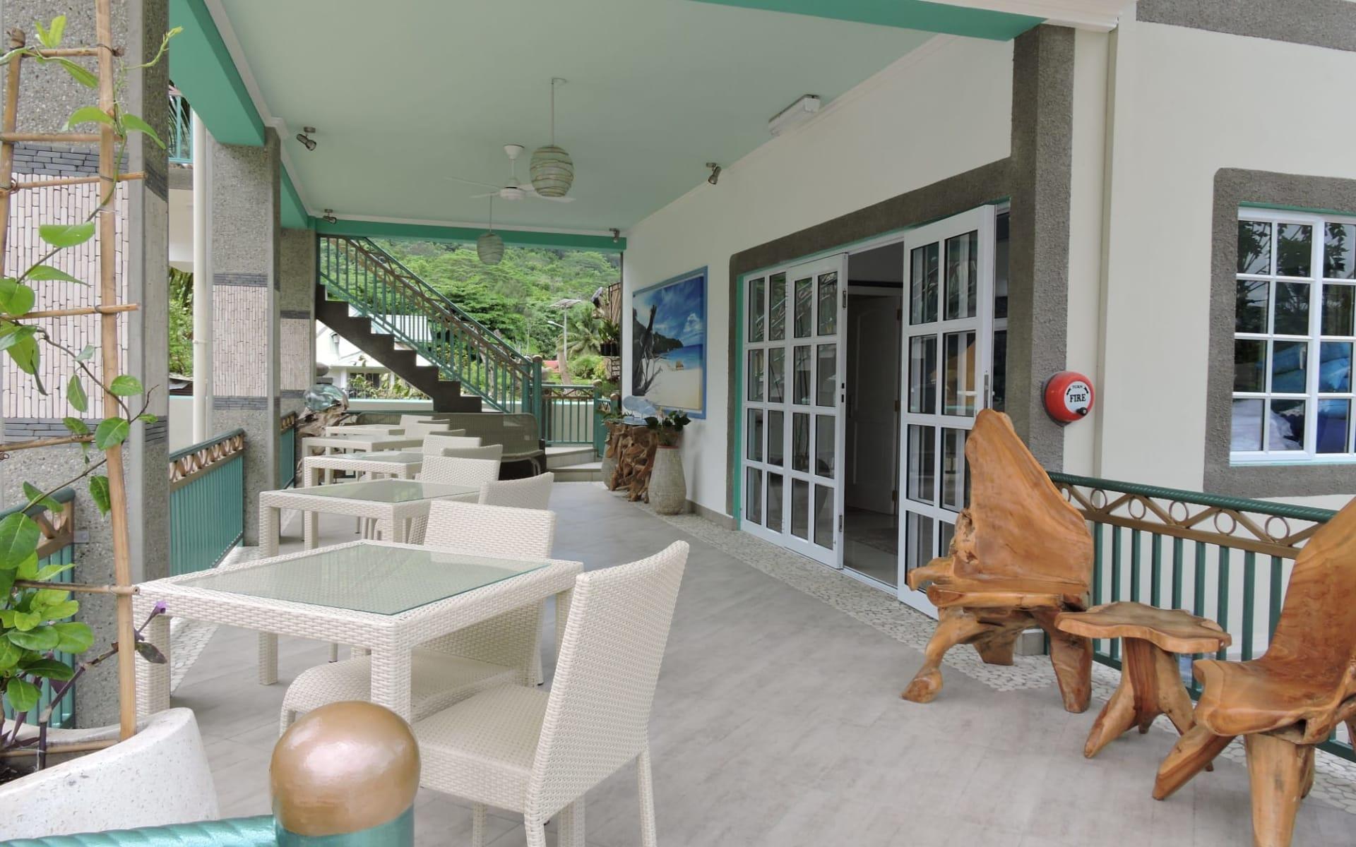 Villa Charme de L'ile in La Digue:  Apartment (9)
