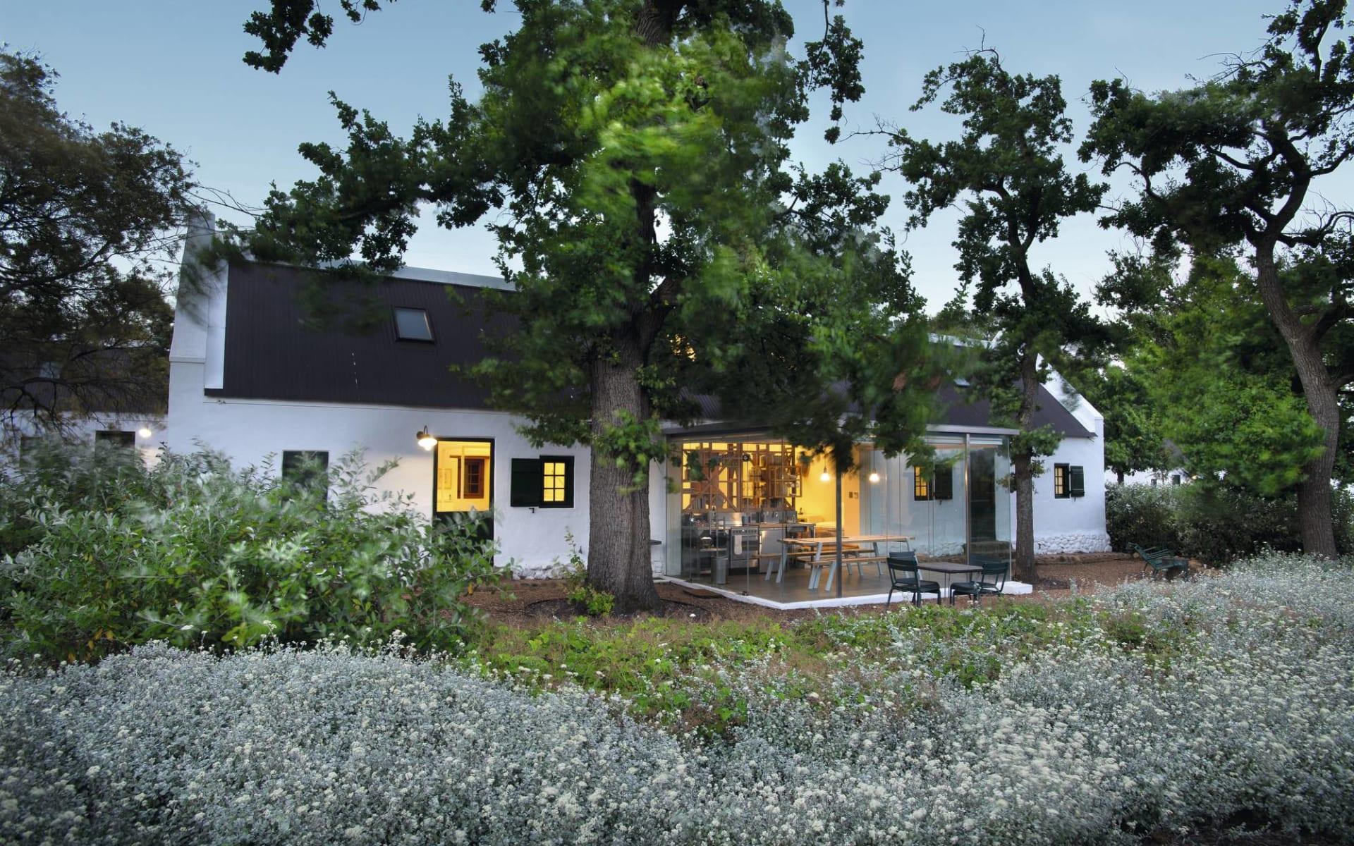 Babylonstoren Farm Hotel in Paarl:  Babylonstoren - Cottage
