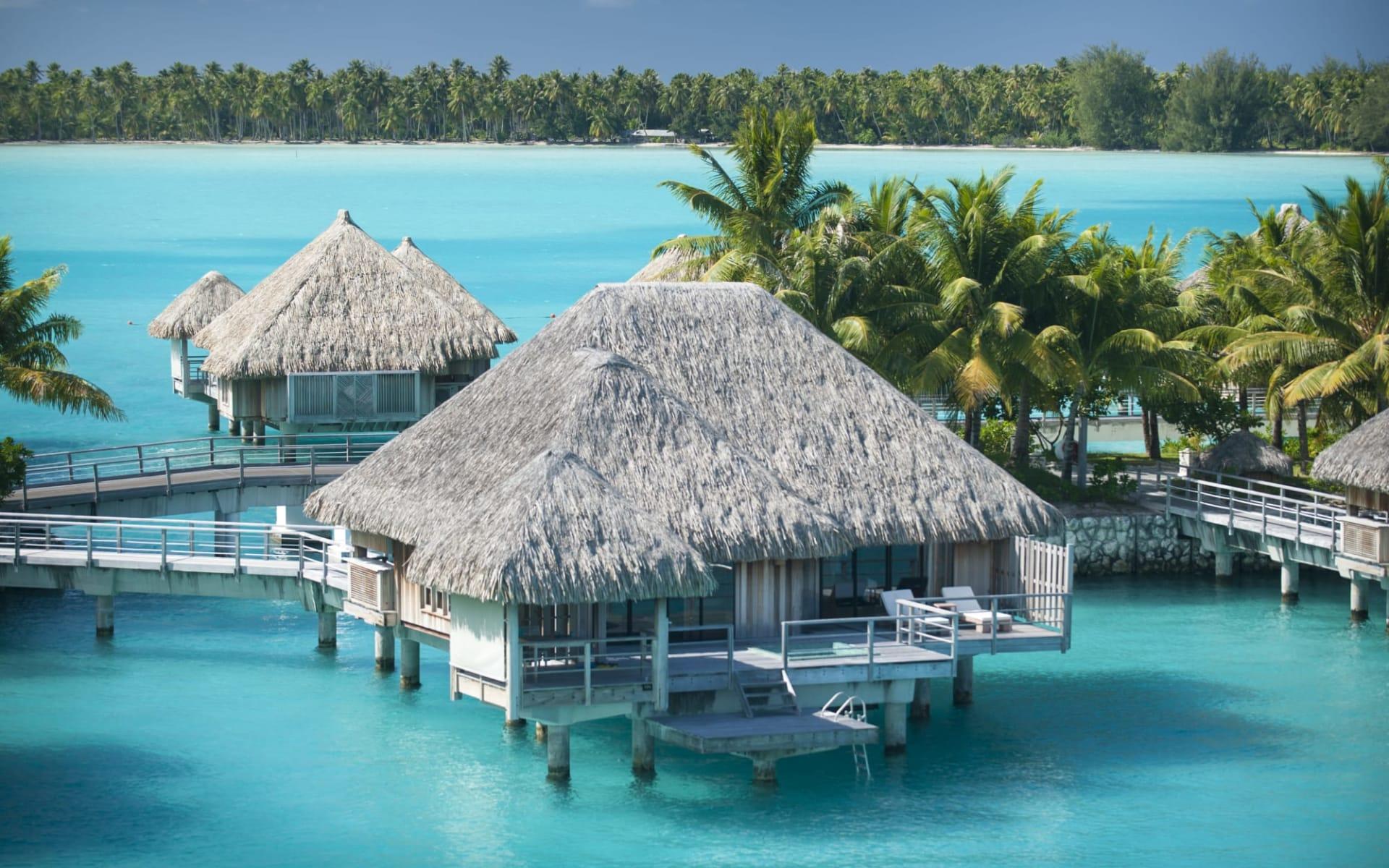 St. Regis Resort Bora Bora:  BOB St Regis Premier Ow Villa © E.Pinel (3)