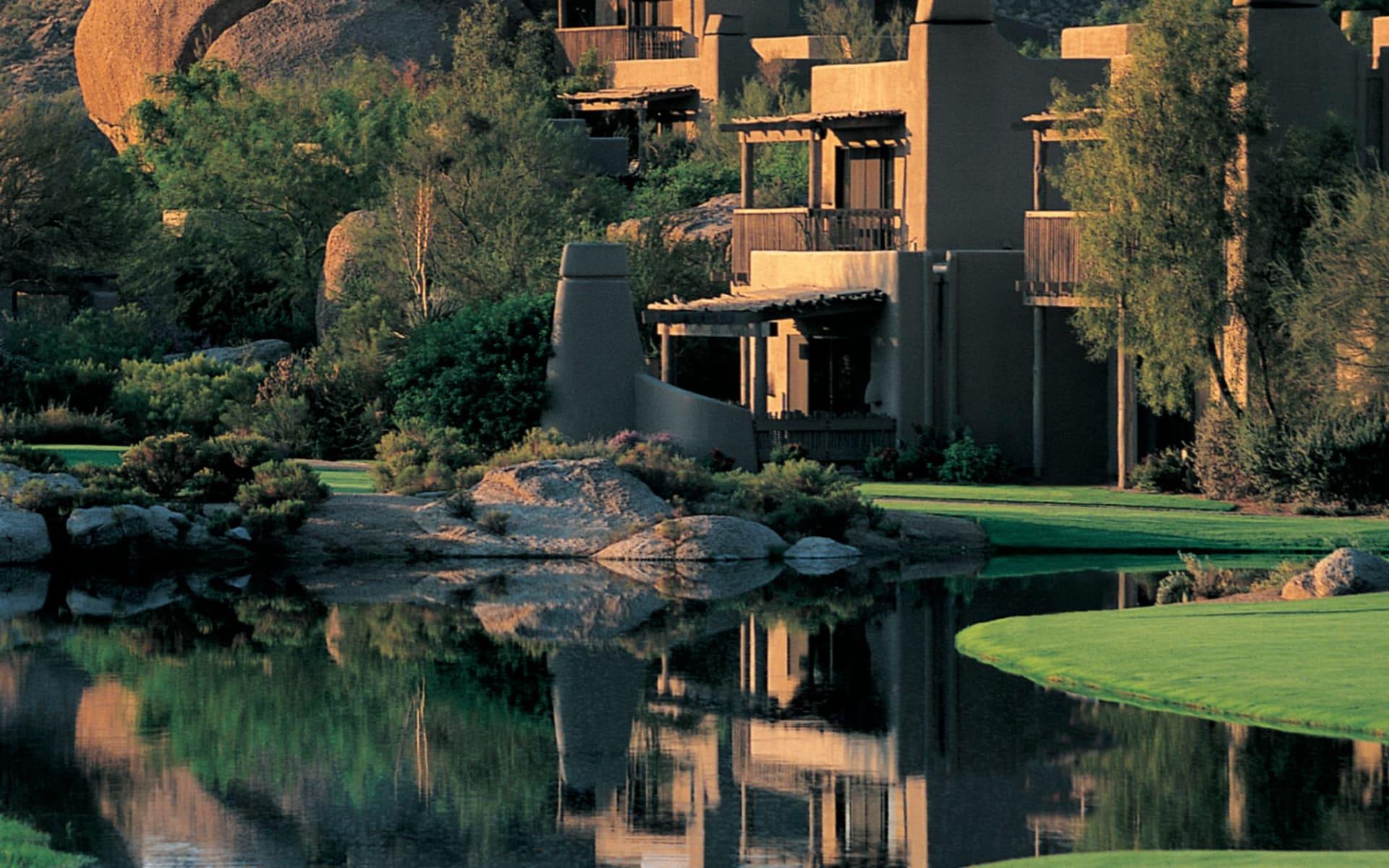 Boulders Resort & Spa in Scottsdale: Exterior_Boulders Resort & Spa_Aussenansicht_Bonotel