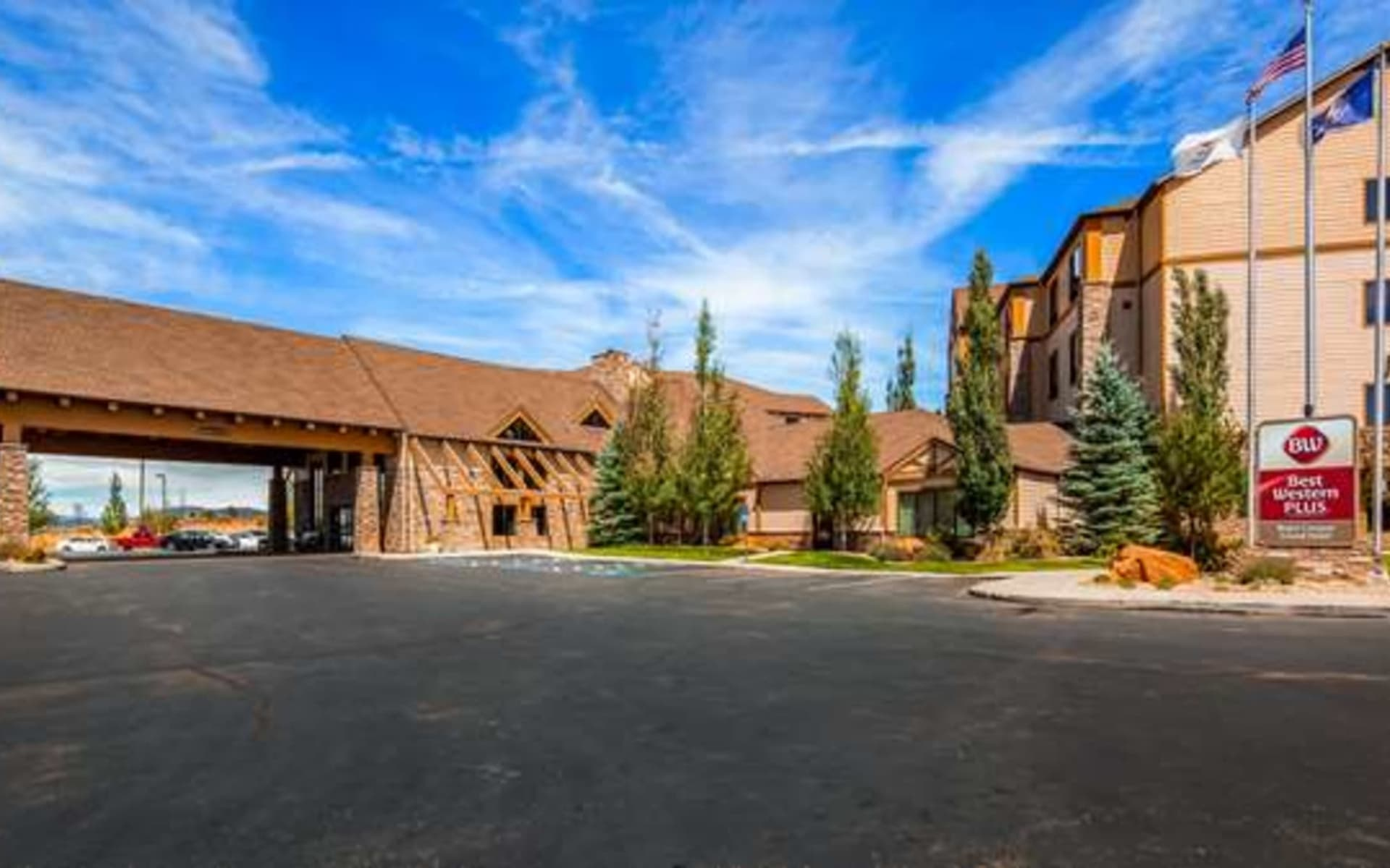 Best Western Plus Bryce Canyon Grand Hotel:  Bryce Canyon Grand Hotel - 63164347_L