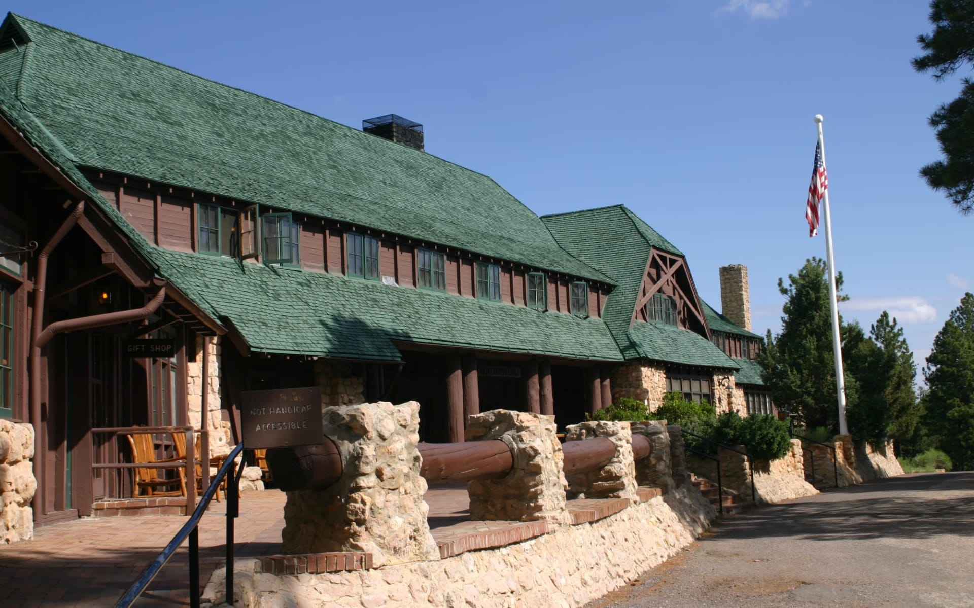 Bryce Canyon Lodge: Exterior_Bryce Canyon Lodge_Aussenansicht