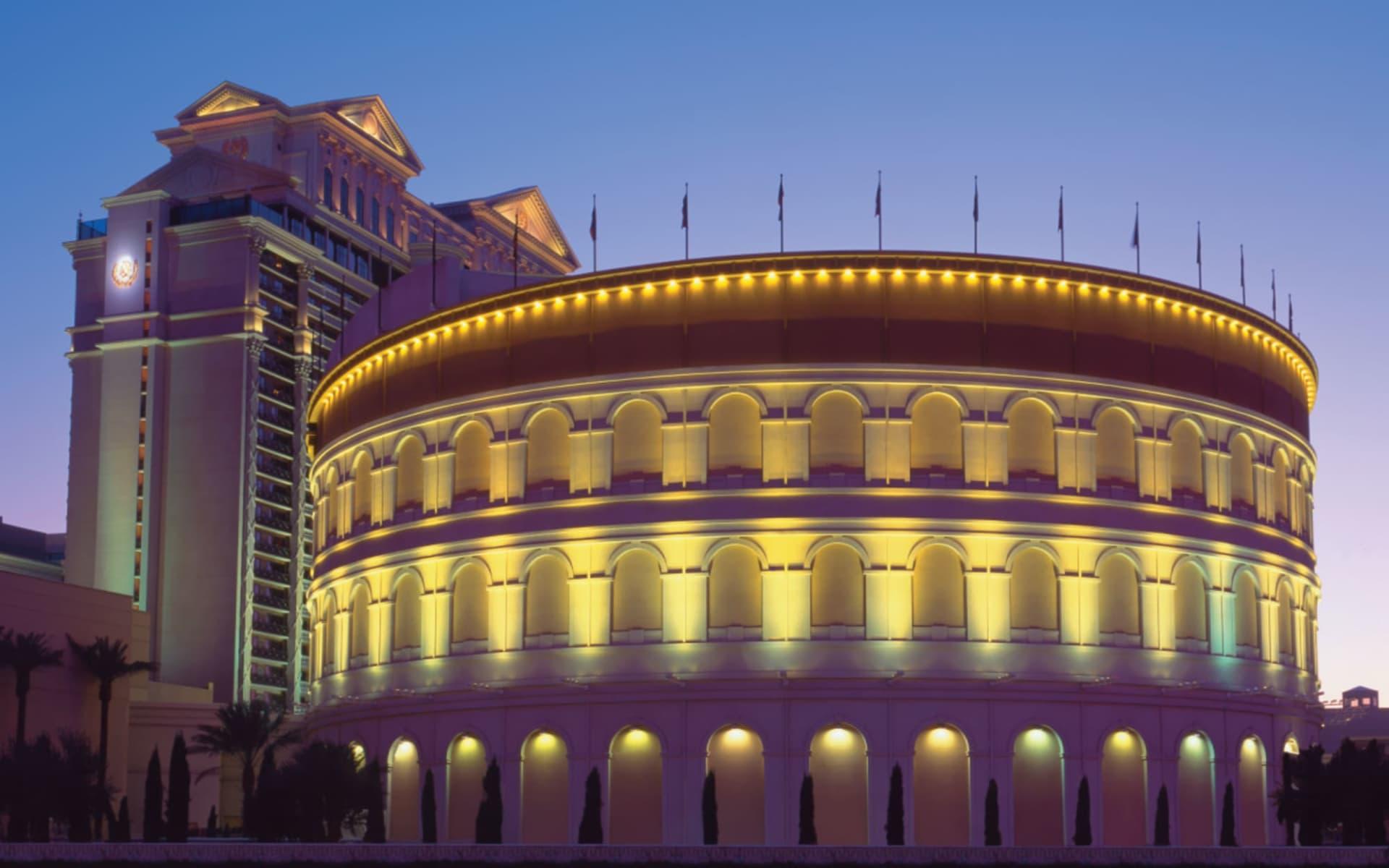 Caesars Palace in Las Vegas:  Caesars Palace - Colosseum at Caesar's Palace