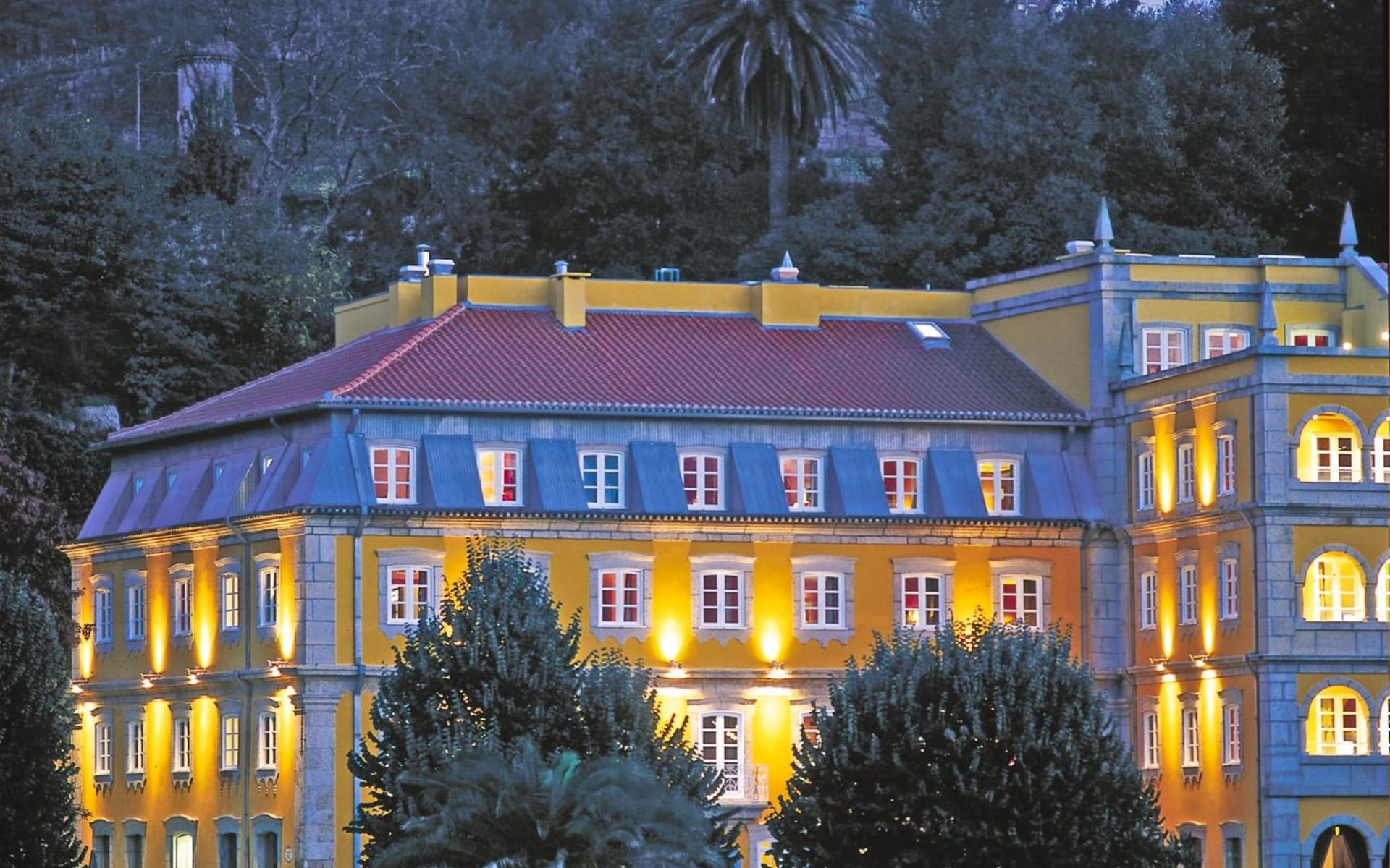 Casa da Calçada Relais & Chateau in Amarante: Casa da Calçade Relais & Chateaux - Aussenansicht