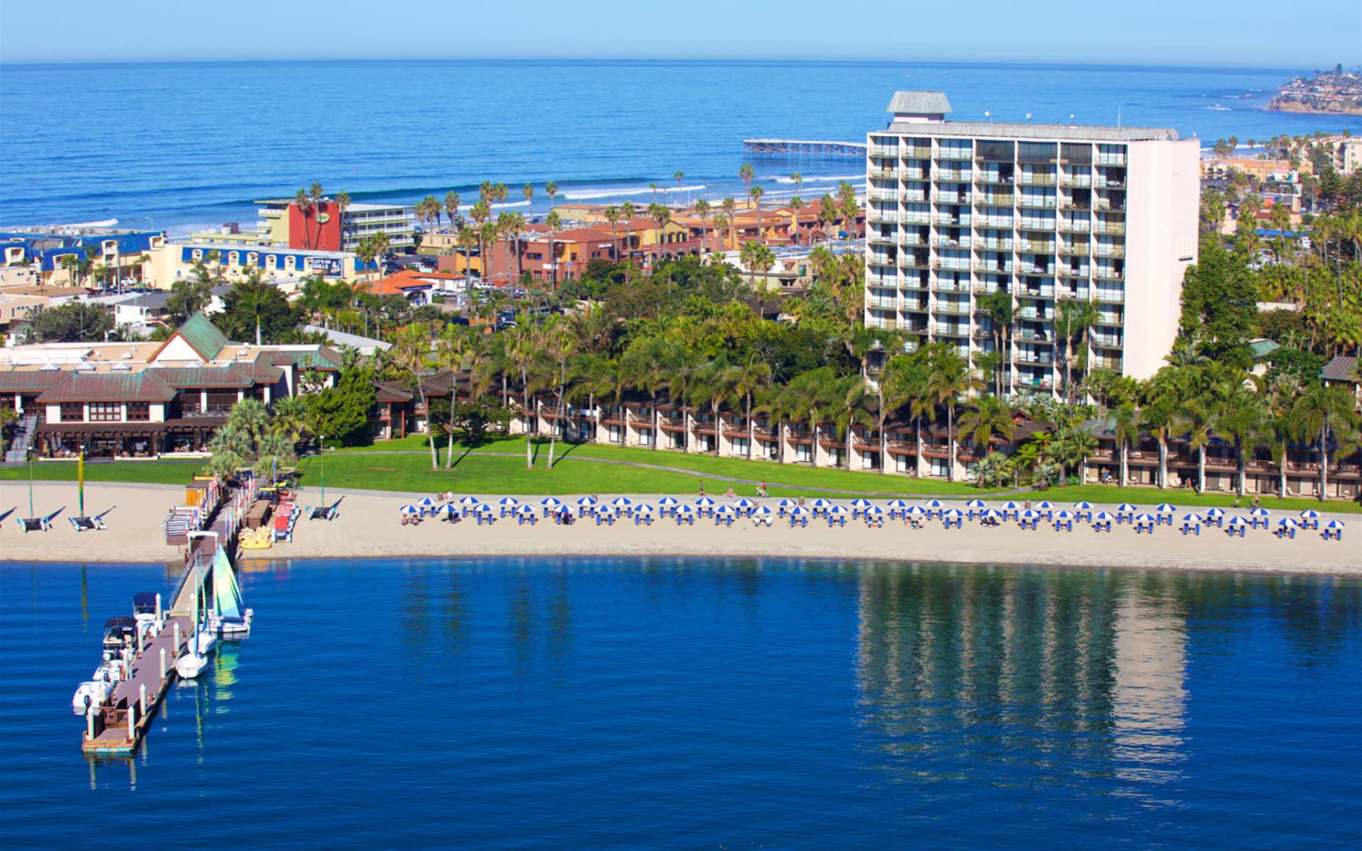 Catamaran Resort & Spa in San Diego:  Catamaran Resort - HR-5x3