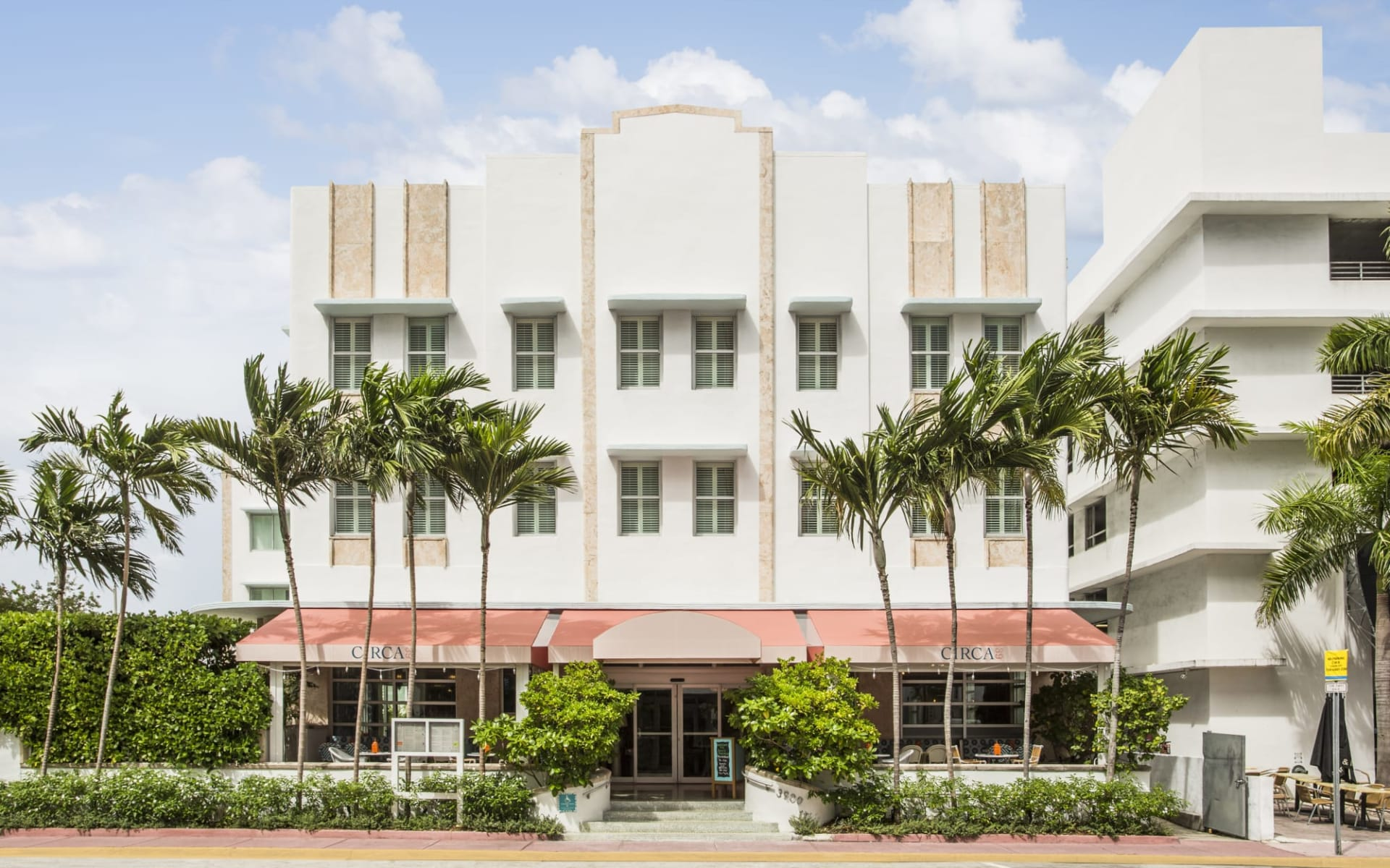 Circa 39 Hotel in Miami Beach:  Circa 39 - Aussenansicht