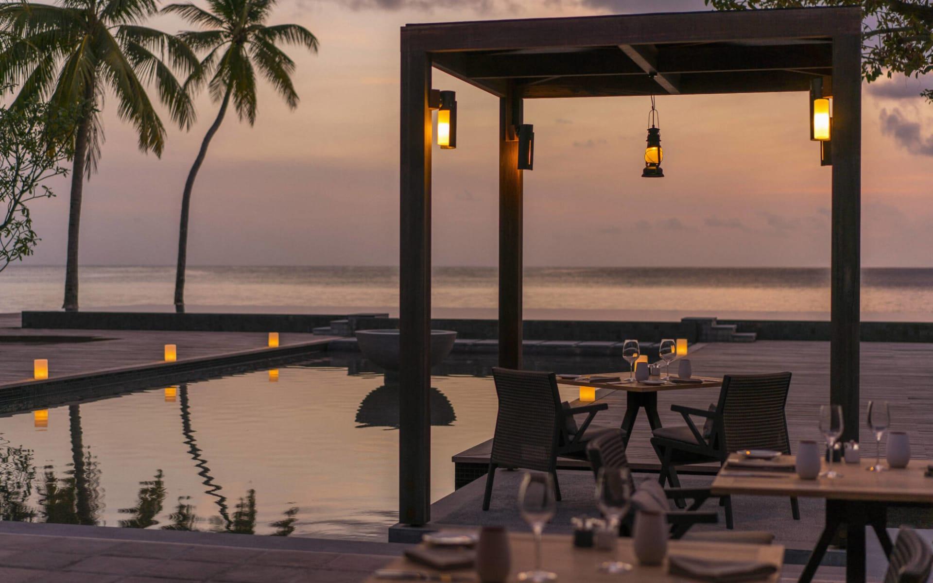Four Seasons Resort Seychelles at Desroches Island: