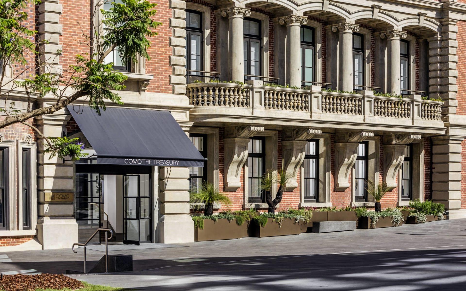 COMO The Treasury in Perth: Aussenansicht