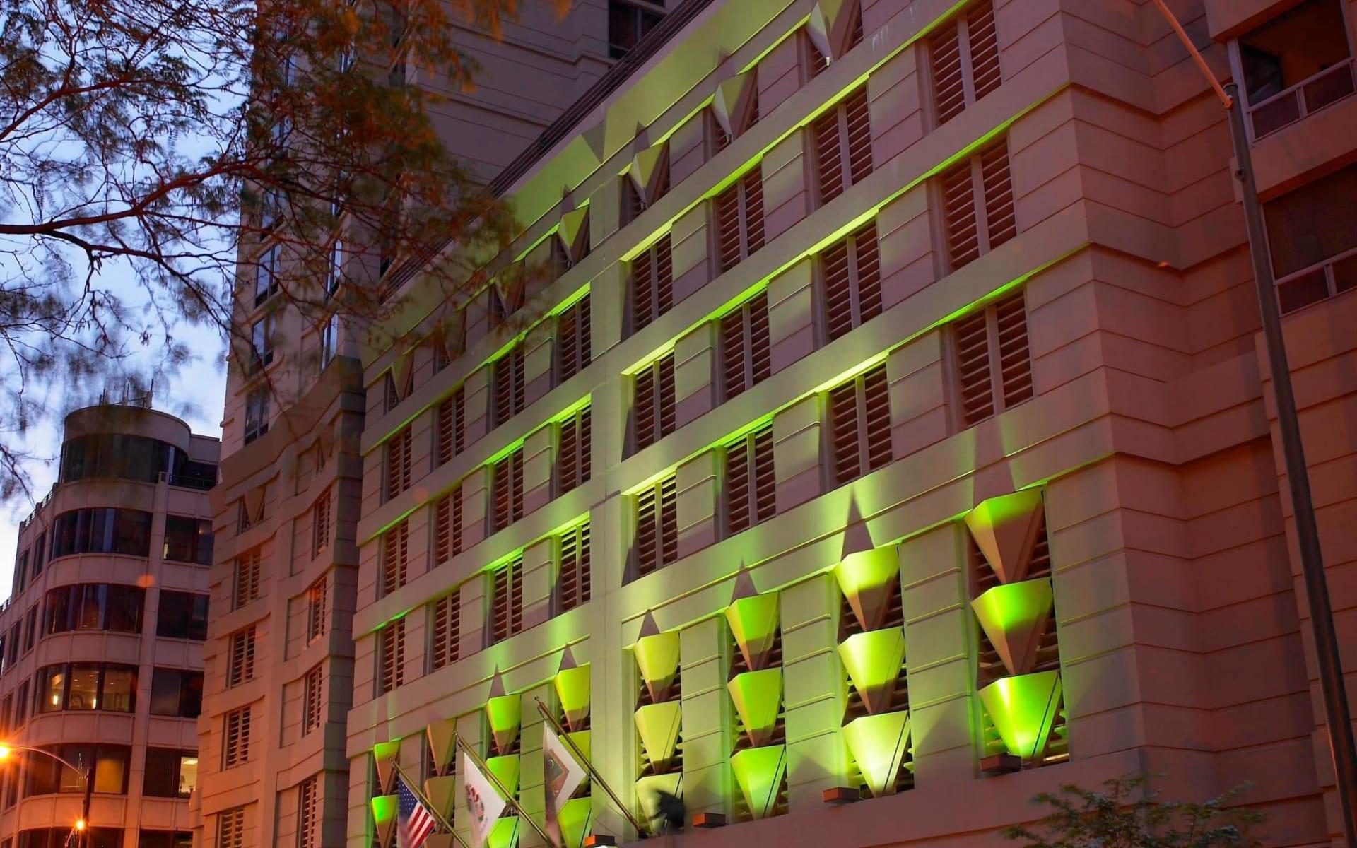 Courtyard Chicago Downtown/River North:  Couryard CHI Downtown - Aussenansicht_ATI