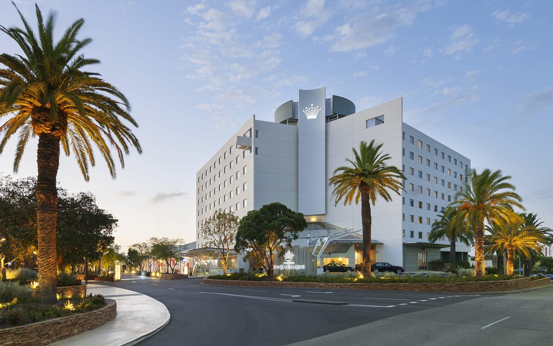 Crown Promenade Perth in Perth - Burswood:  CPP EXTERIOR FINAL 01