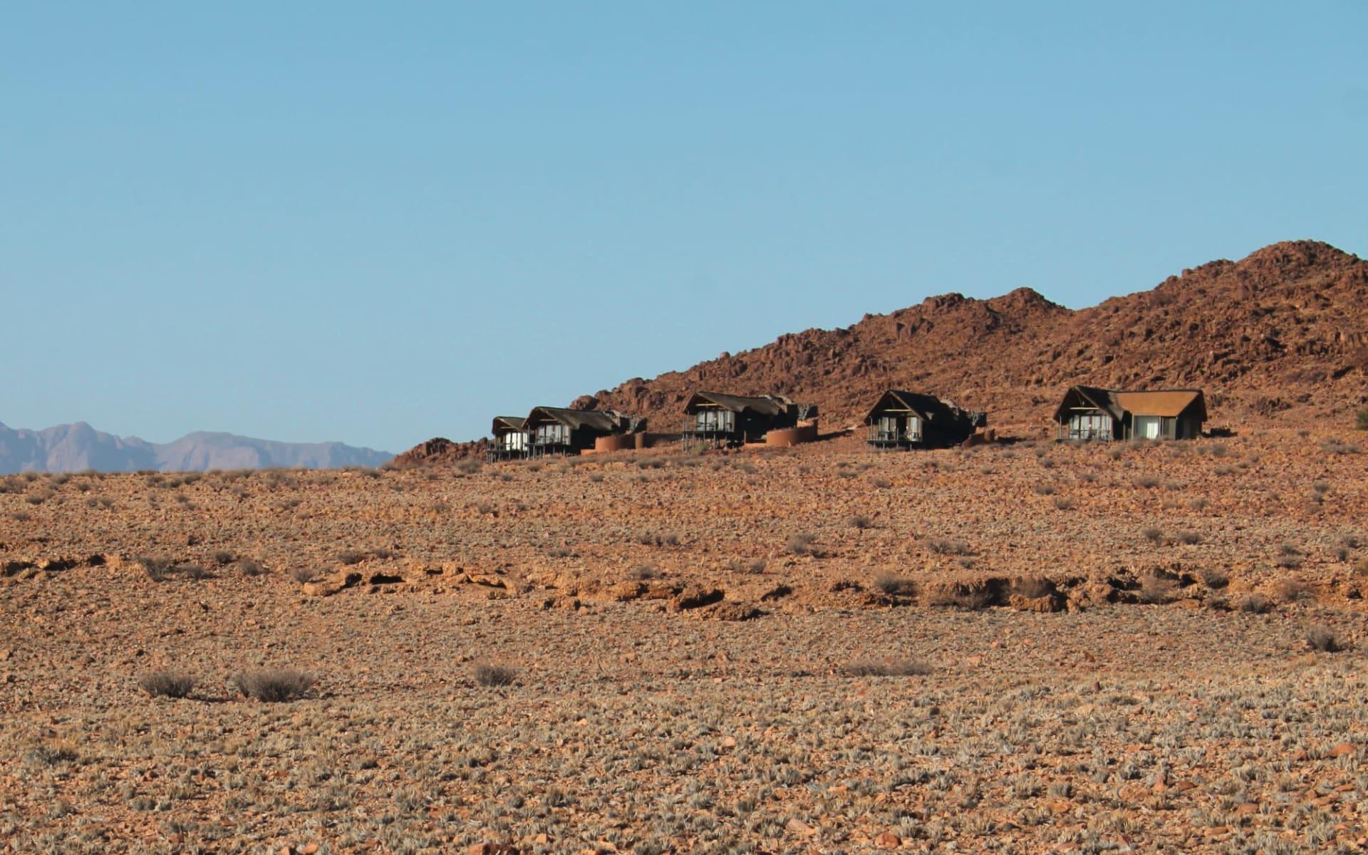 Desert Outpost Homestead in Sesriem: exterior Desert Outpost Homestead - Bungalows in der Wüste