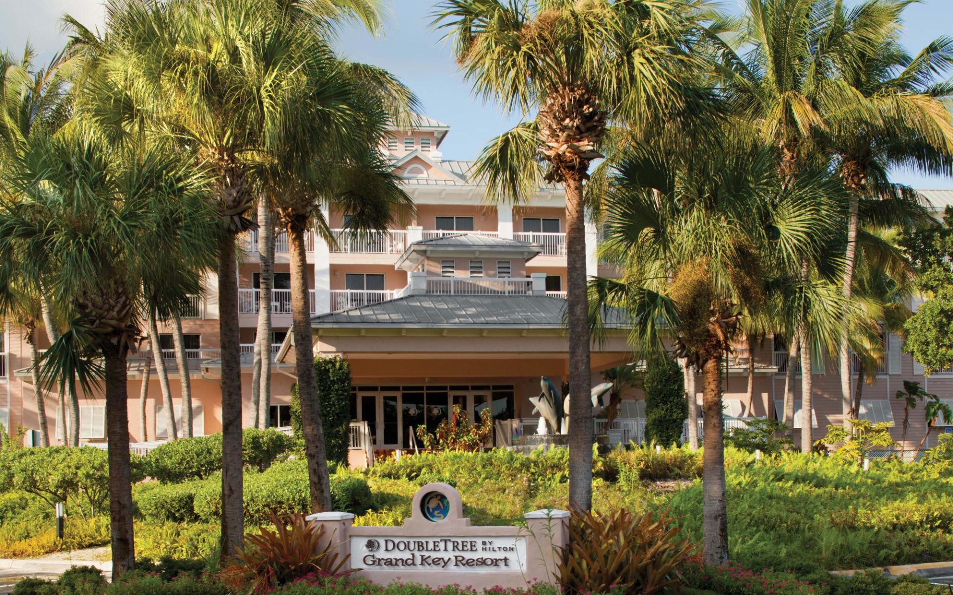 DoubleTree Resort by Hilton Hotel Grand Key in Key West:  Doubletree Grand Key Resort_Aussenansicht