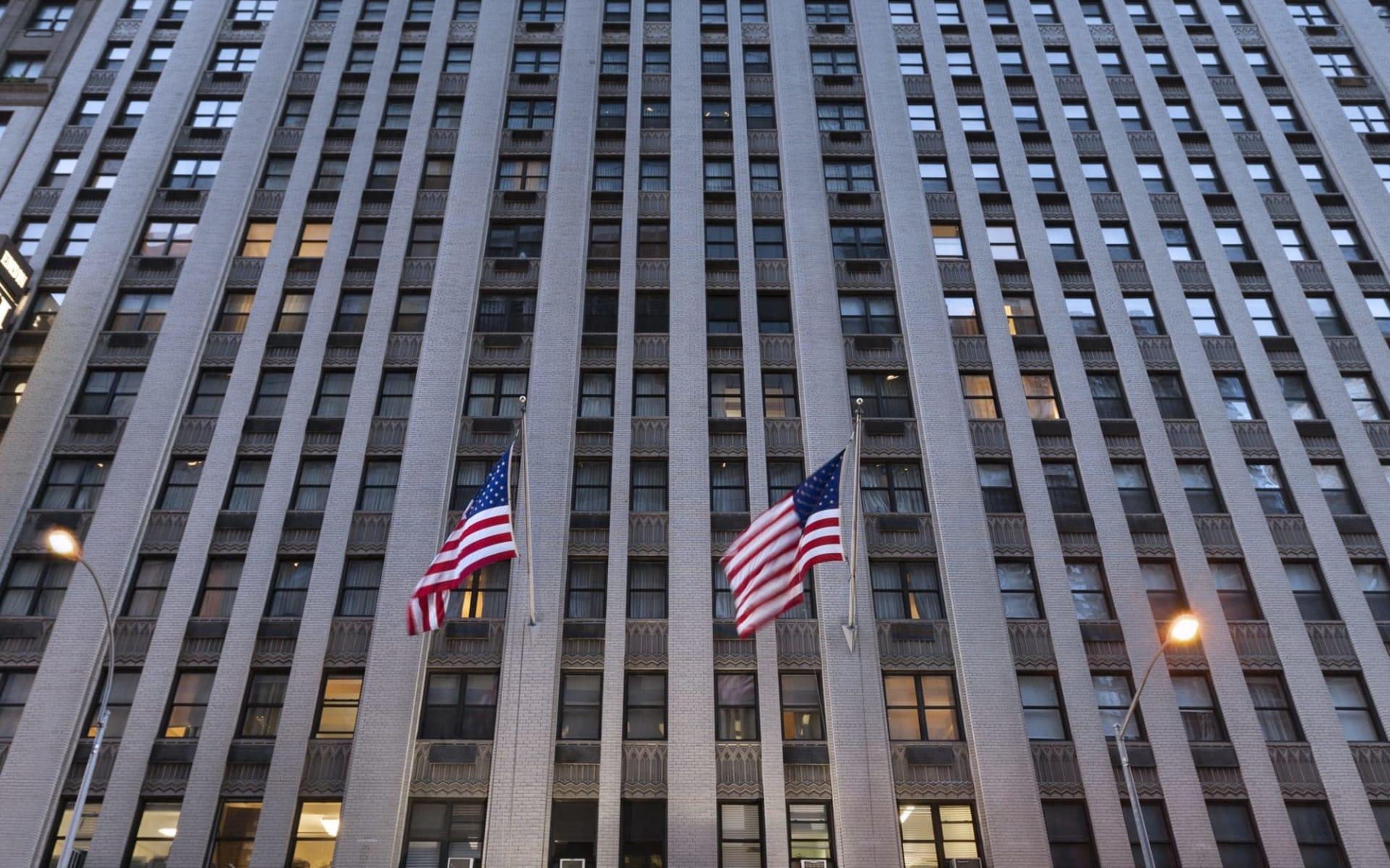 Edison Hotel in New York - Manhattan:  Edison - Aussansicht