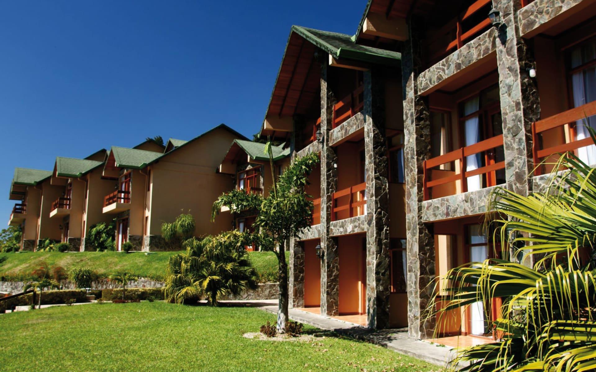 El Establo Mountain Hotel in Monteverde: exterior el establo hotel