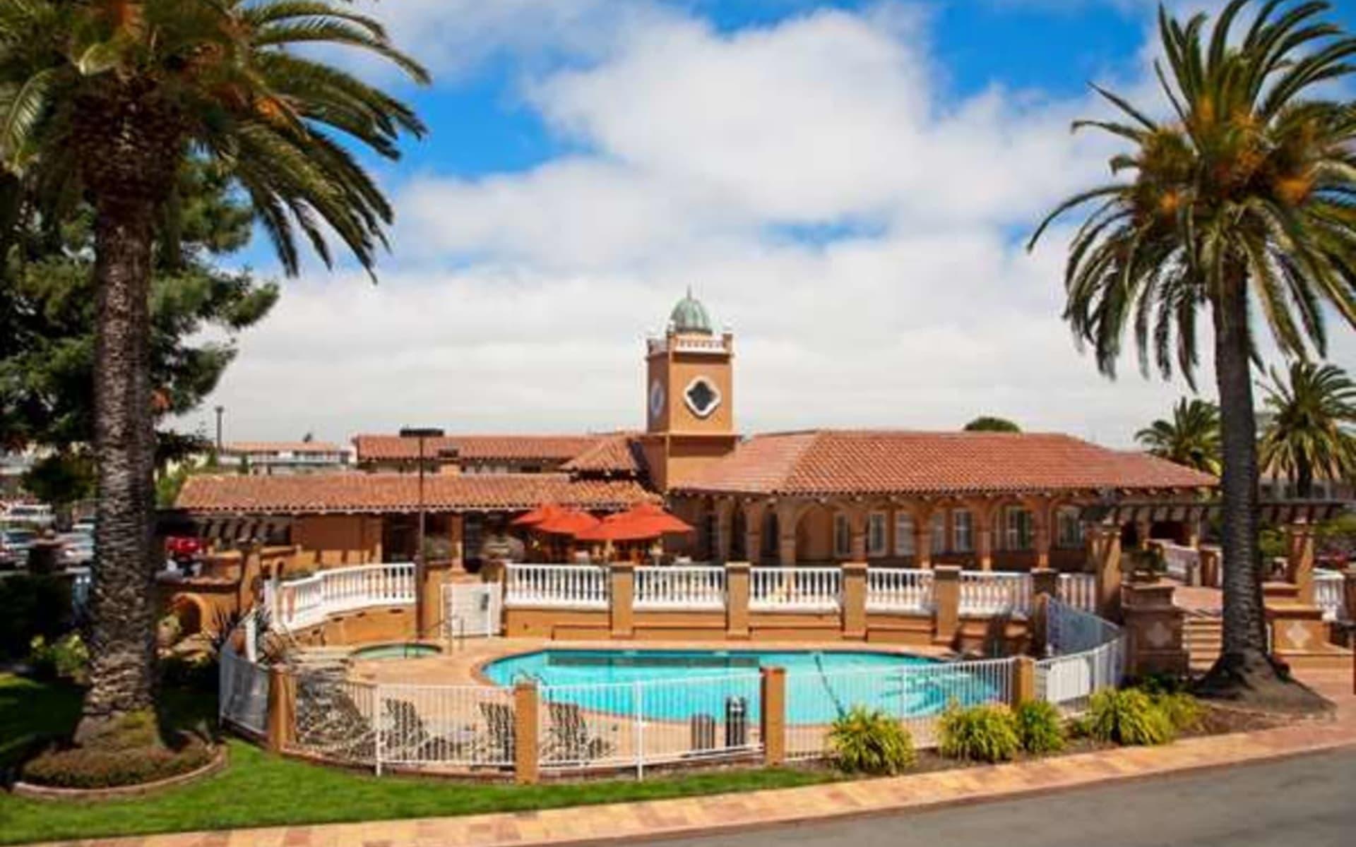 El Rancho Inn, BW Signature Collection in Millbrae (San Francisco): Exterior_El Rancho Inn_Aussenansicht_ATI